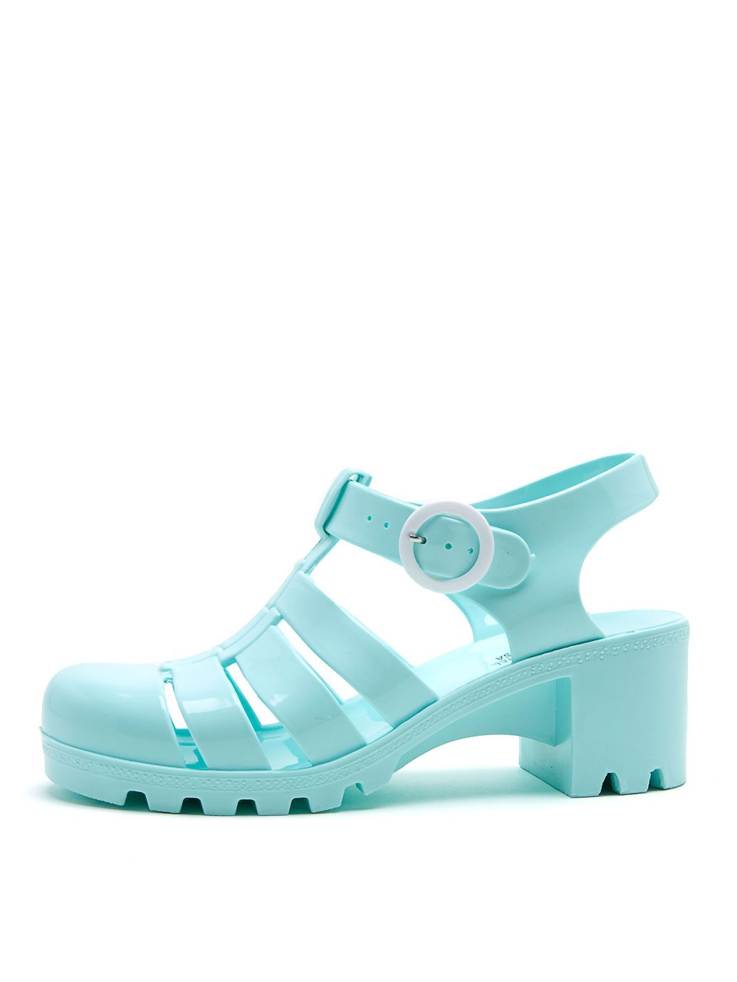 57e1f777d799 American Apparel has made the jelly sandal a hipster wardrobe staple with  not one but four takes on the shoe
