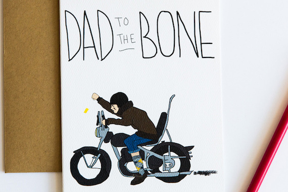 Dad Jokes Make the Best Father's Day Cards