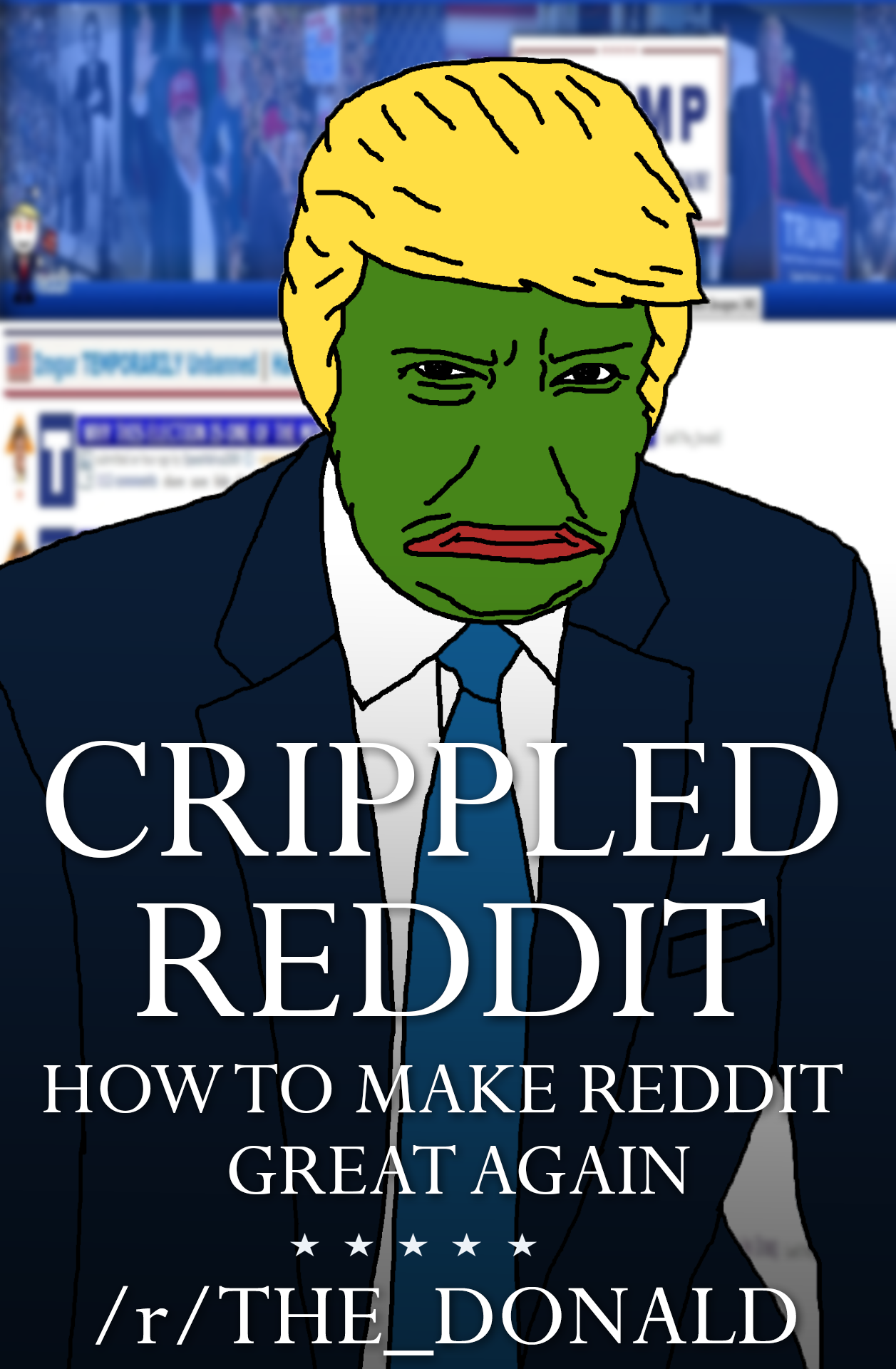 pepe trump.0 how a tiny image sharing website turned into trumplandia the verge