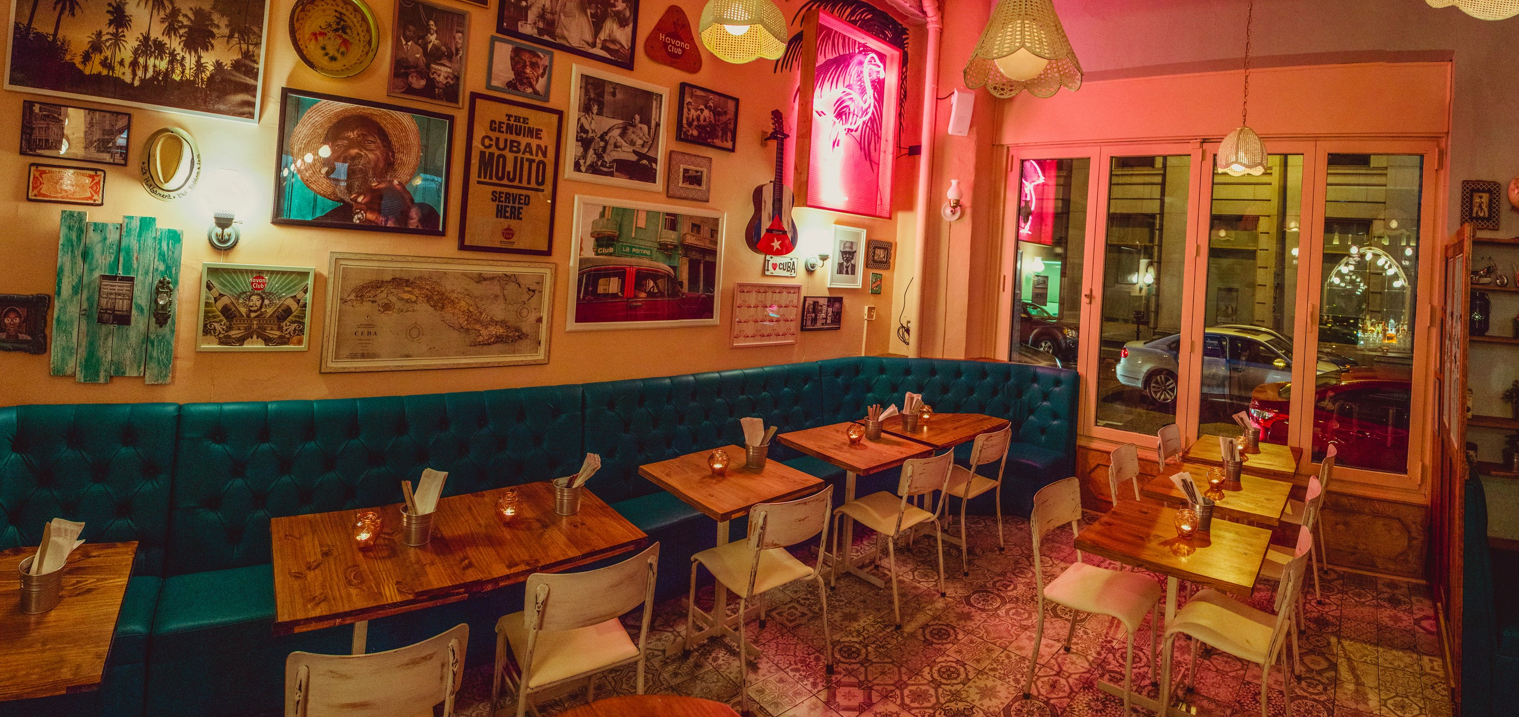 La Habanera A Handsome New Cuban Restaurant Opens Today Downtown