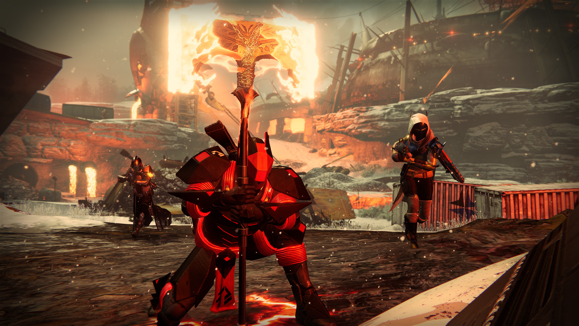 destiny why is there no matchmaking for raids Raids are one of the end-game options available in destiny which is why there will be no random matchmaking for raids like there are for.
