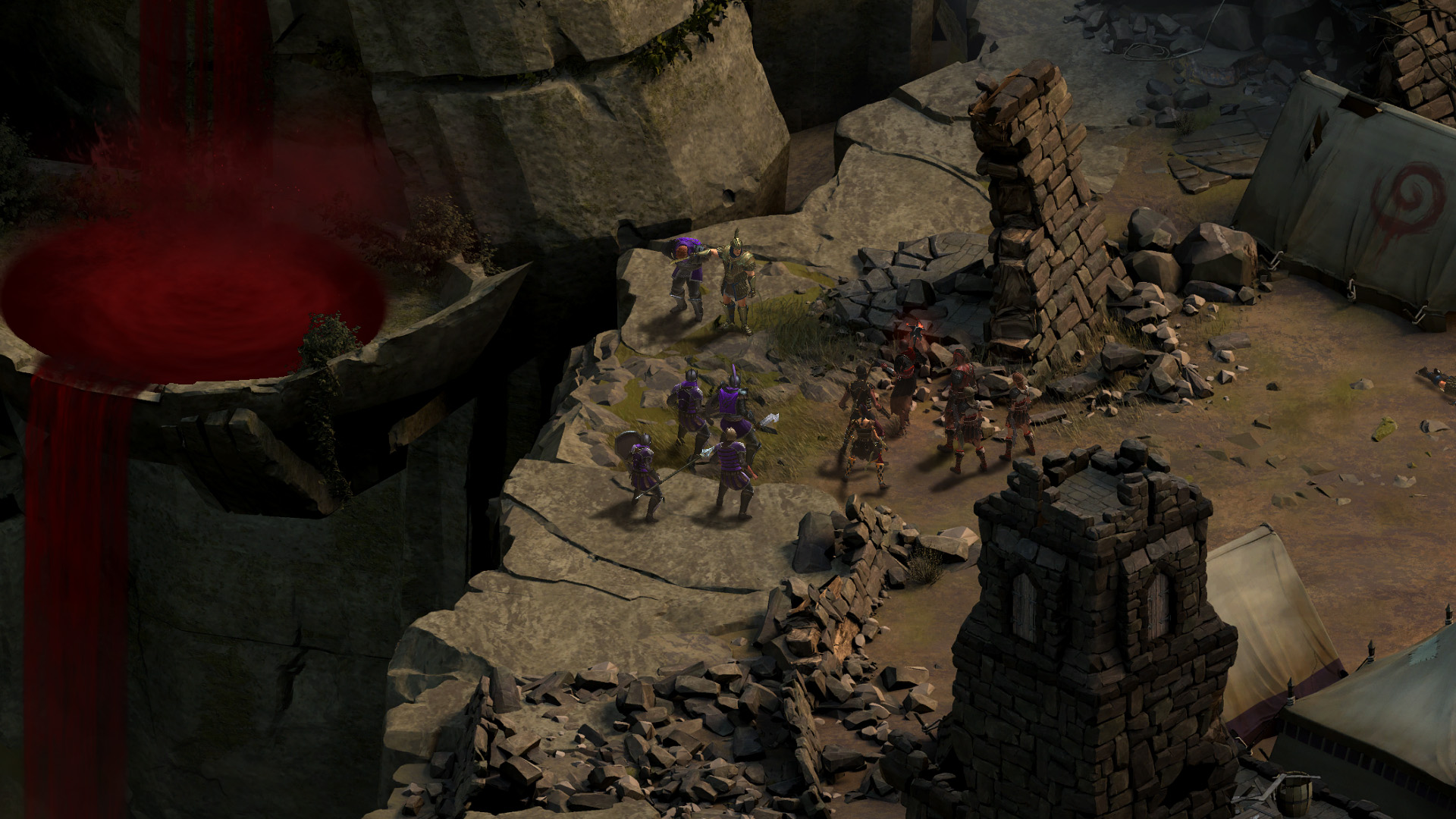 In Obsidian's new RPG Tyranny, you play a bad guy in a world where evil has won