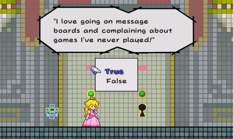 Nintendo Denies Paper Mario Color Splash Makes Jokes