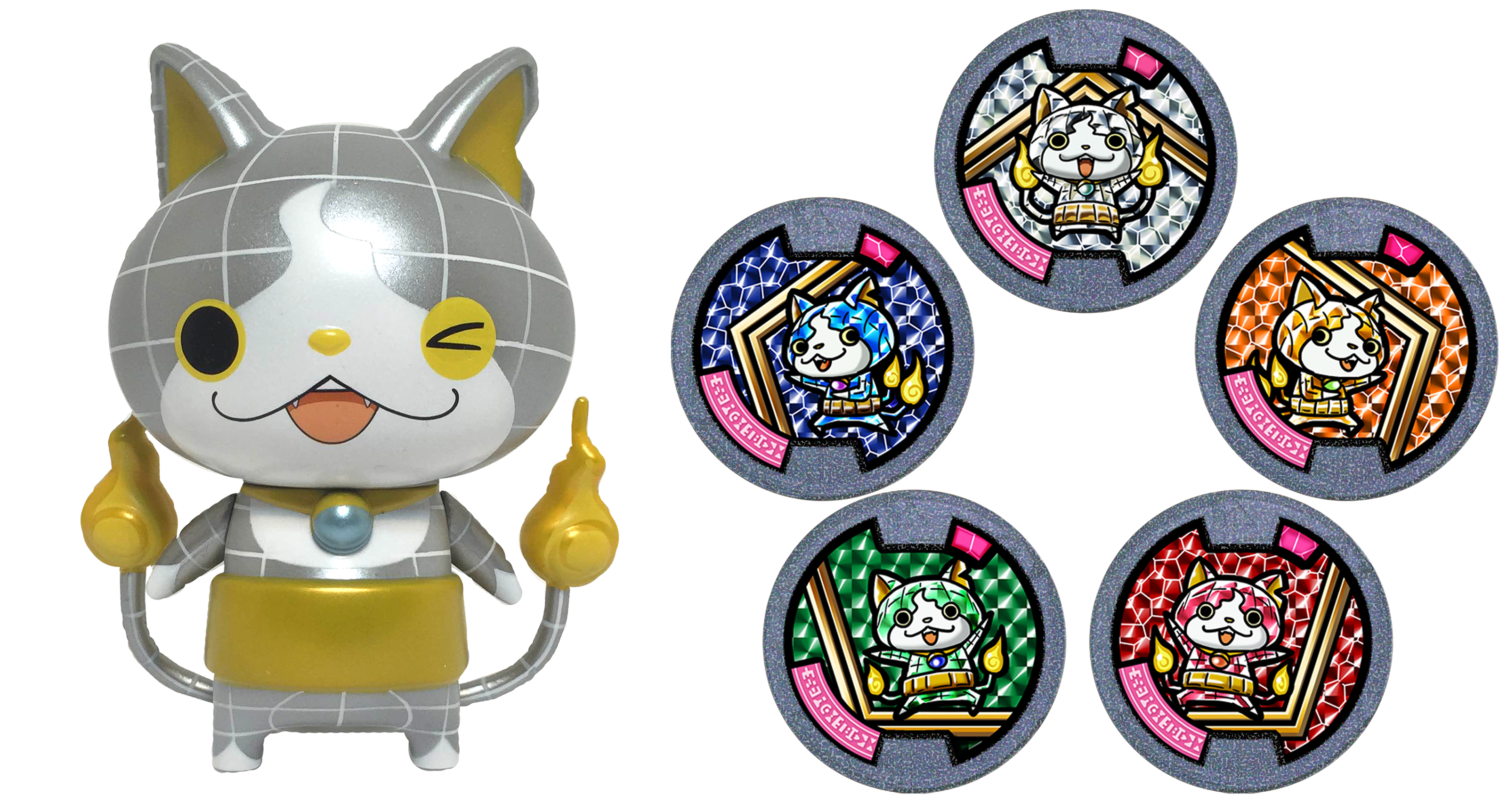 Yo Kai Watch heads to San Diego ic Con with shiny new toys