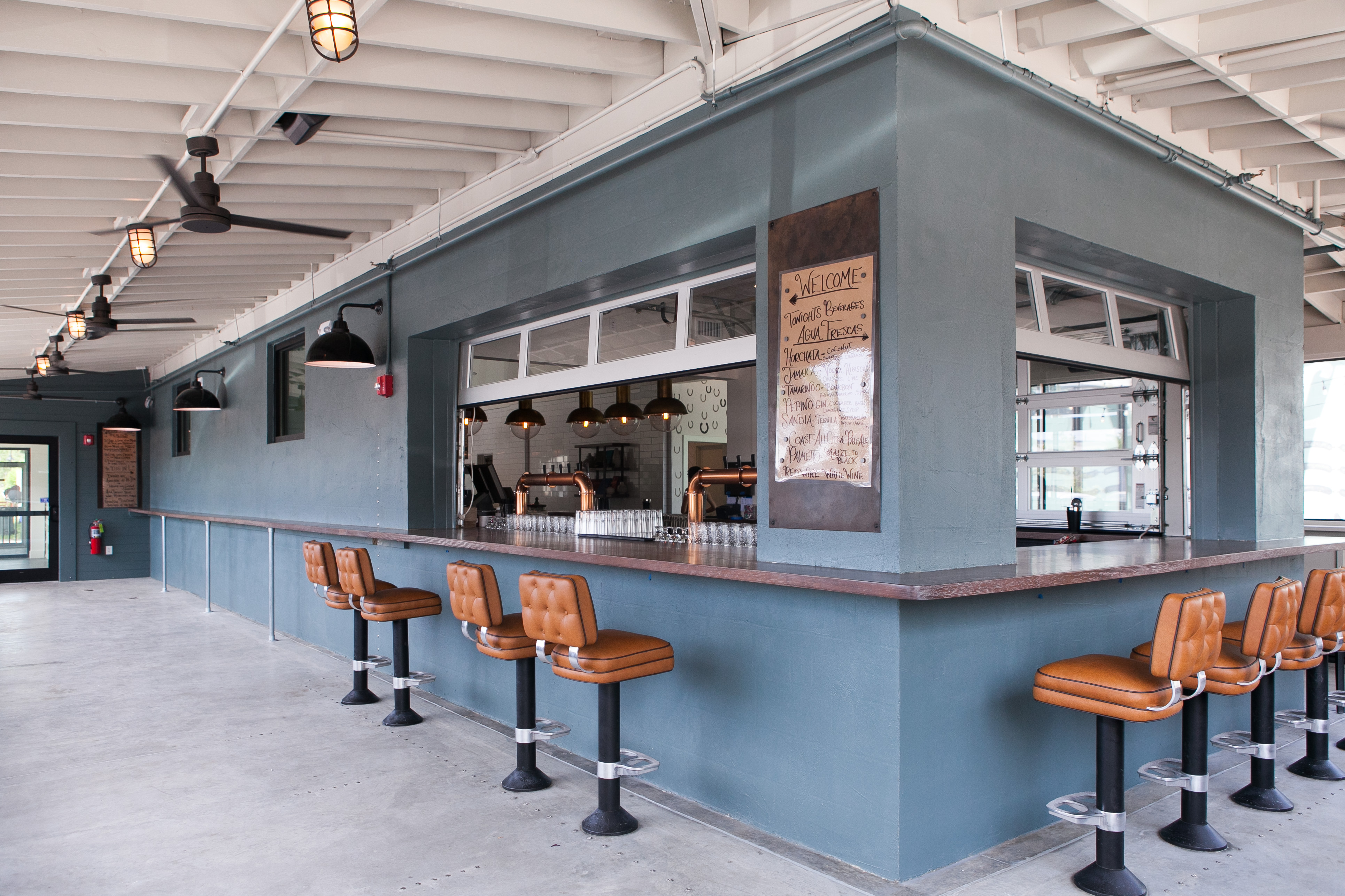Behold the crisp interiors at lewis barbecue eater for M kitchen harbison sc menu