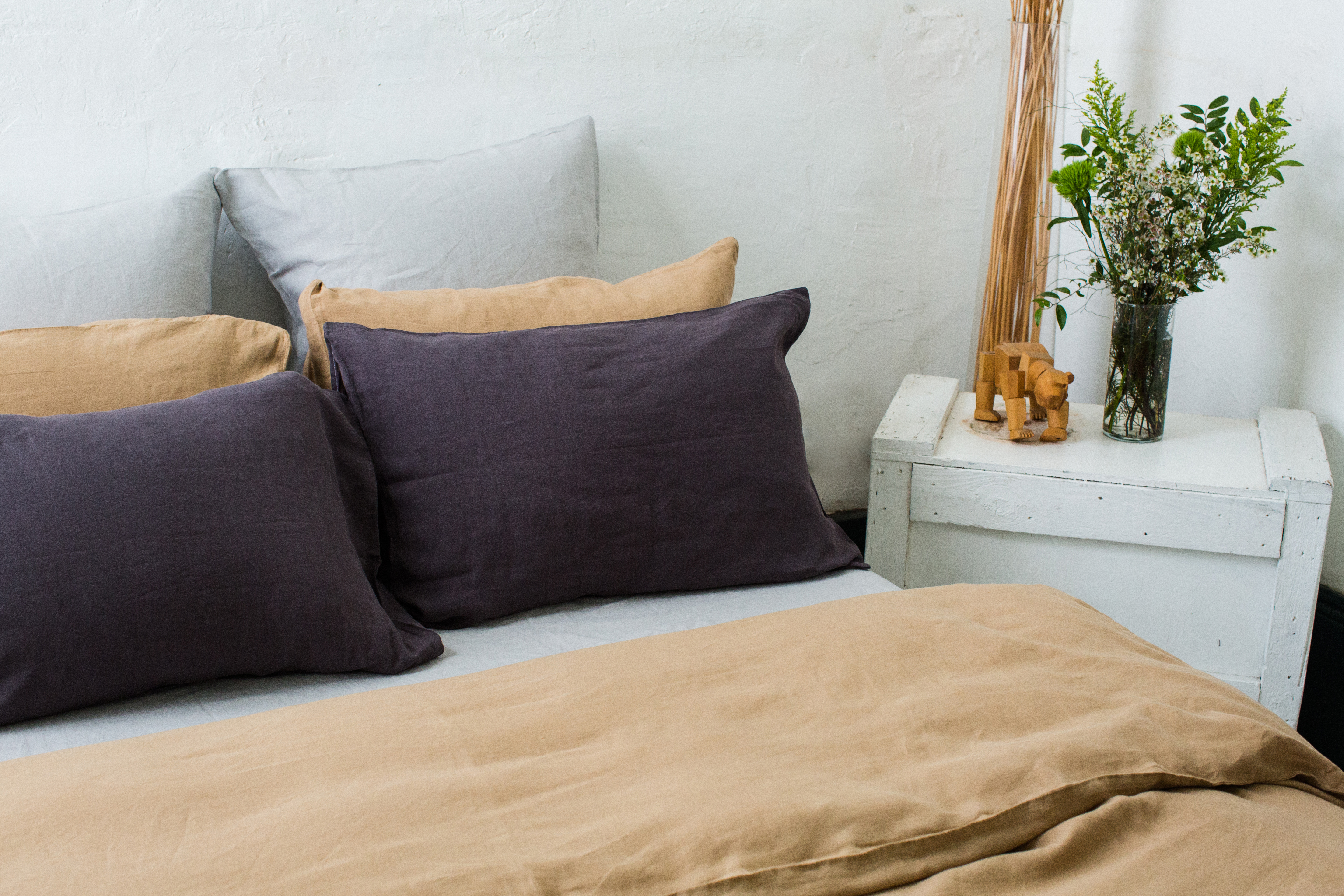 matteo's ecofriendly bedding now comes in color  racked la - matteo's ecofriendly bedding now comes in color