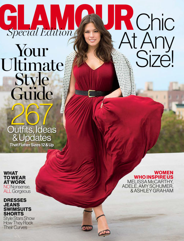 in between plus size and sample size, there are millions of women