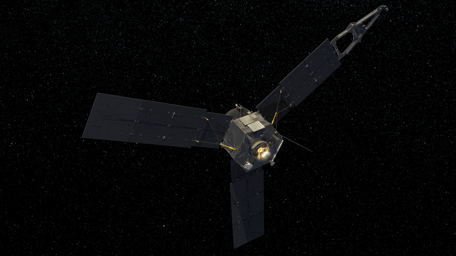 juno spacecraft - photo #1