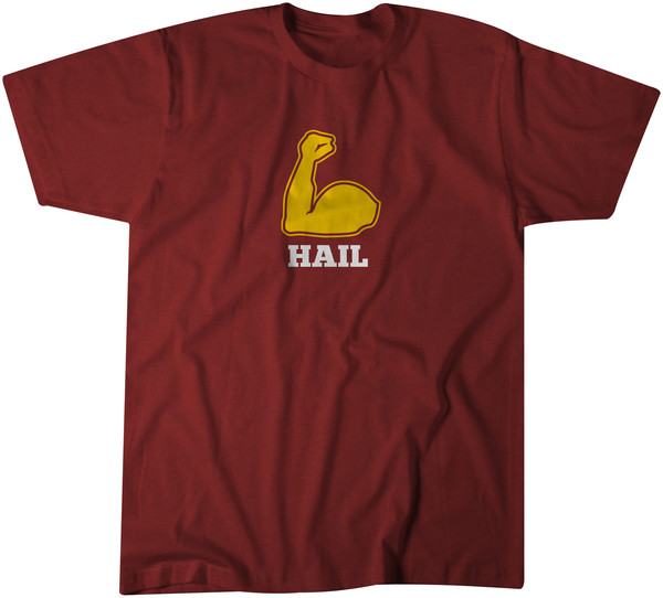 4th of july t shirt sale hogs haven for Hail yeah redskins shirt