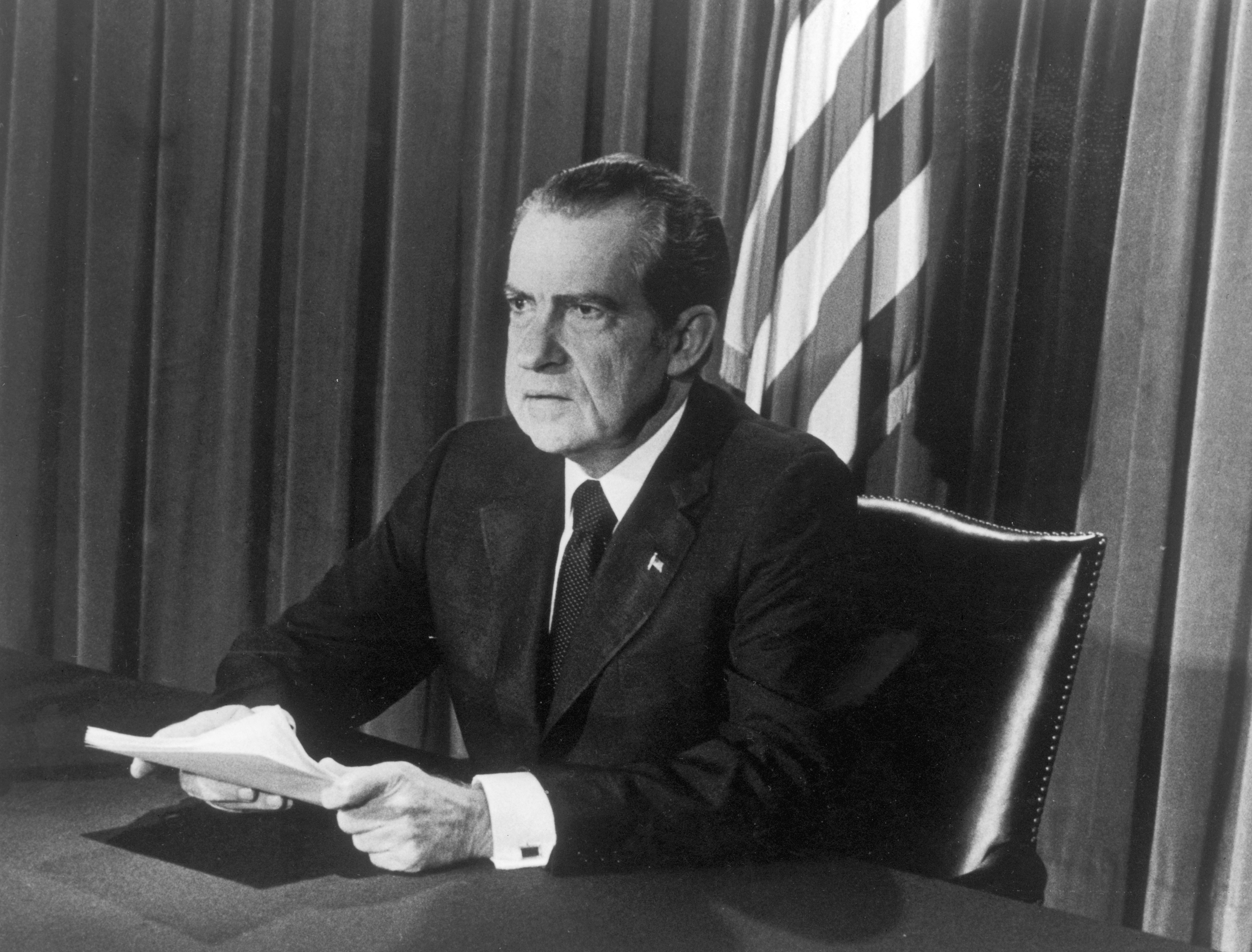 was nixon s war on drugs a racially motivated crusade it s a bit  president richard nixon