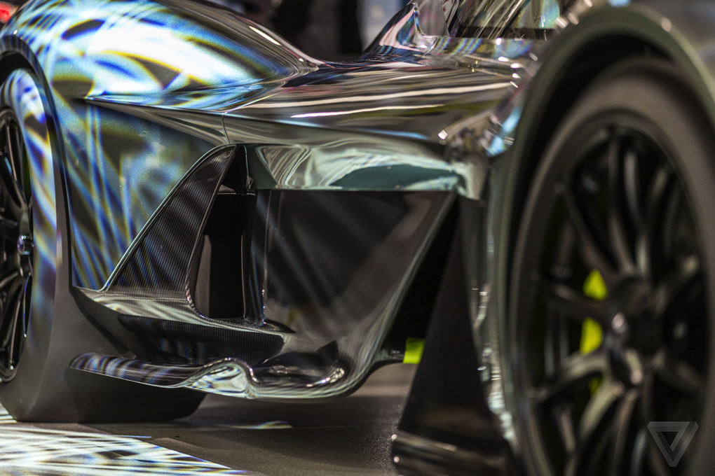 Aston Martin Built An F1 Car For The Road And It S Amazing The Verge