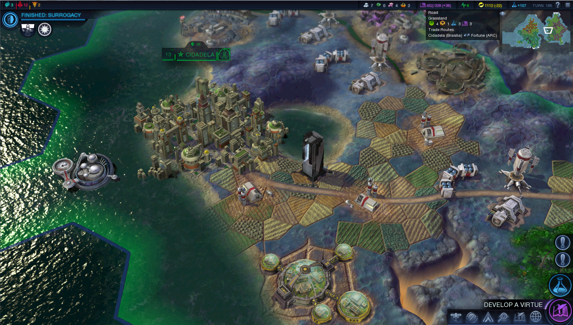 A deeper, longer look at Civilization: Beyond Earth