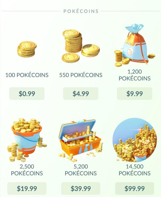 pokemon streak coins