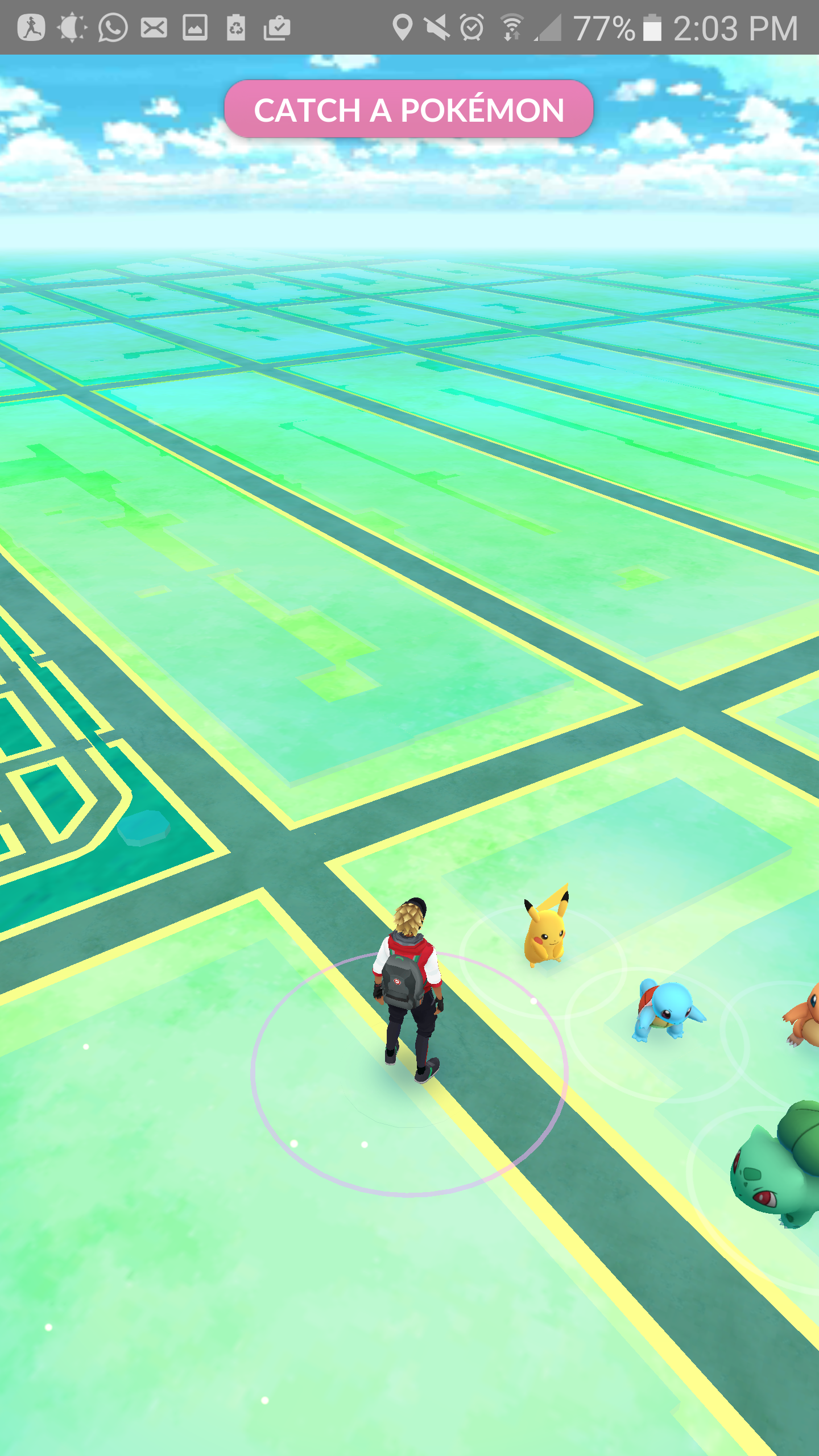 How to get Pikachu as your starter in Pokmon Go  Polygon