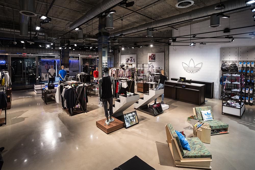 Adidas Originals's Renovated Melrose