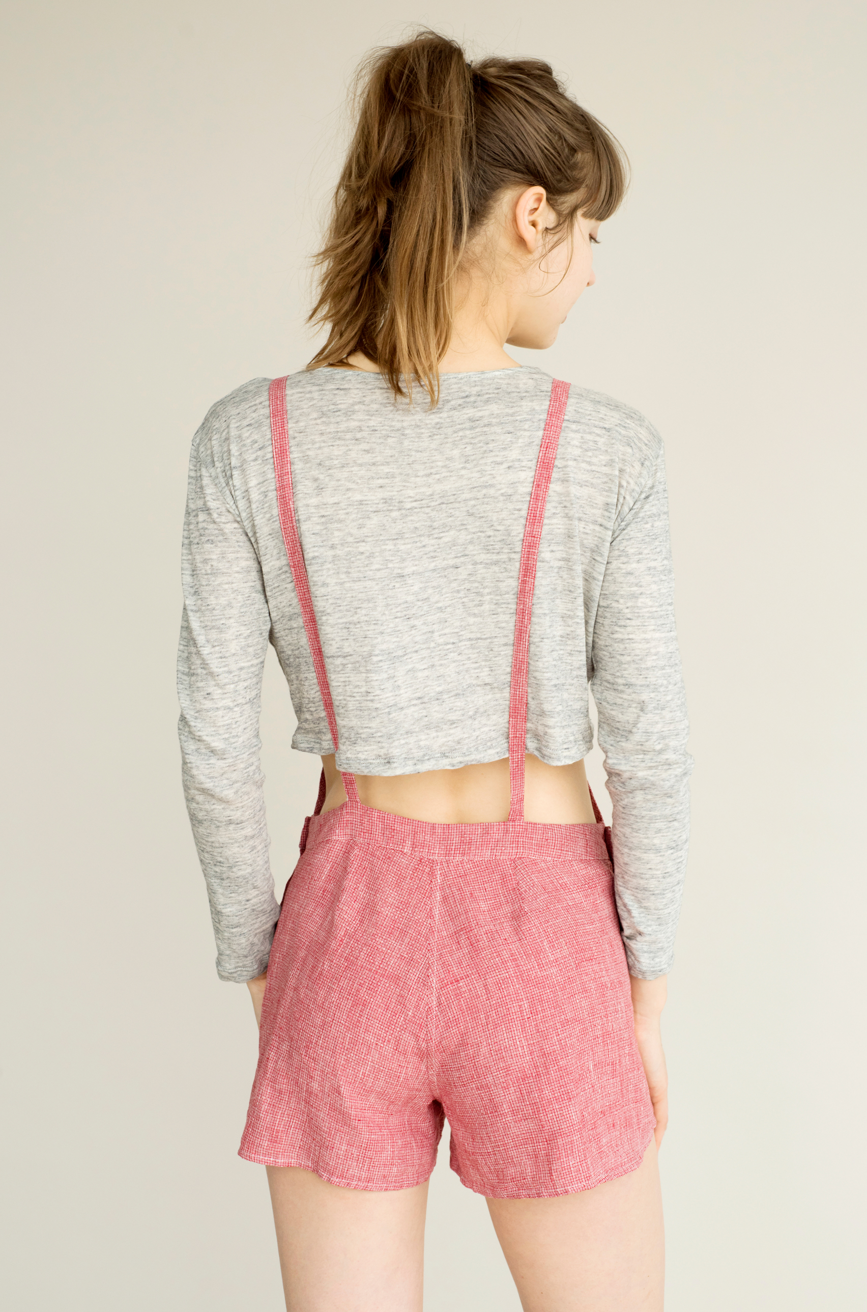 Beat the Heat in These Super Cute Overall Shorts - Racked LA