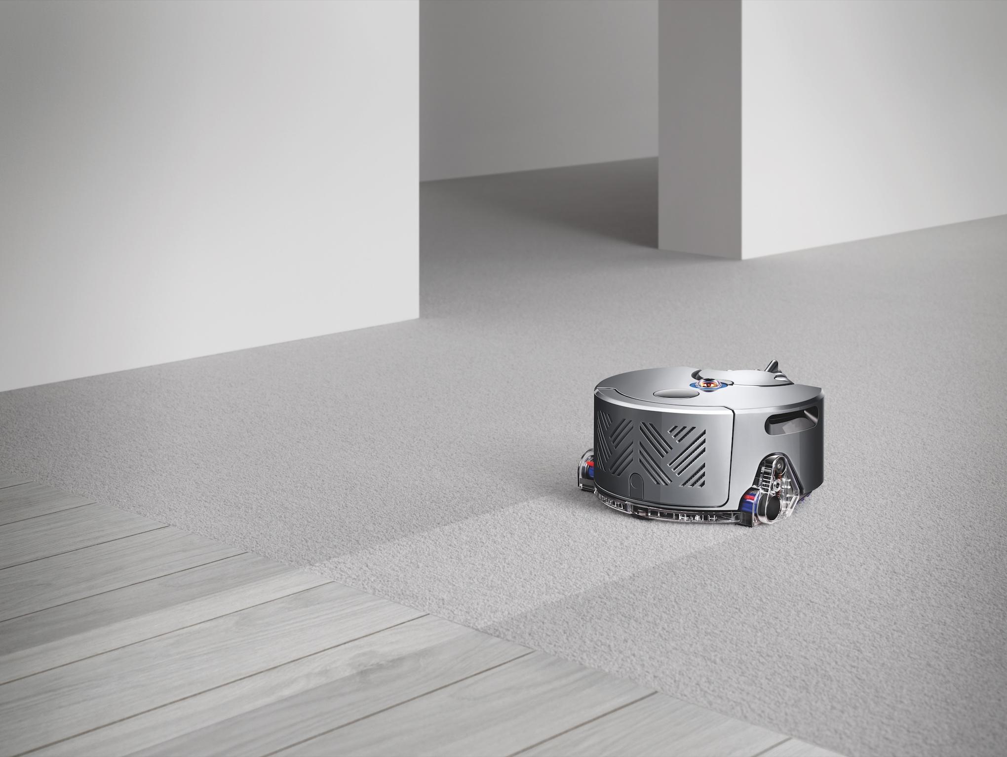 Робот пылесос dyson видео цена dyson dc16