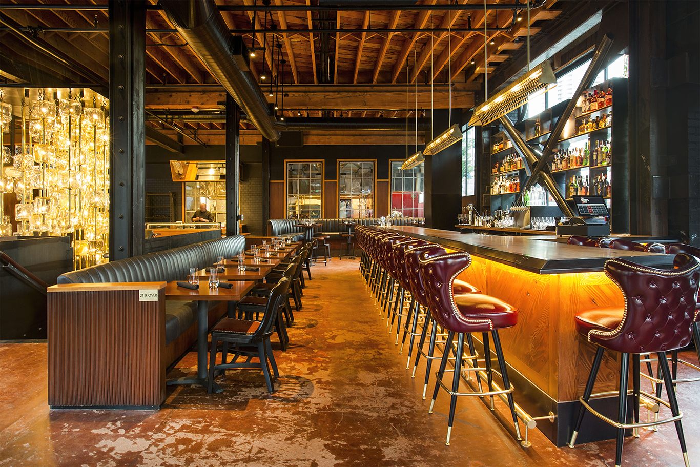 The most stunning seattle restaurant designs eater