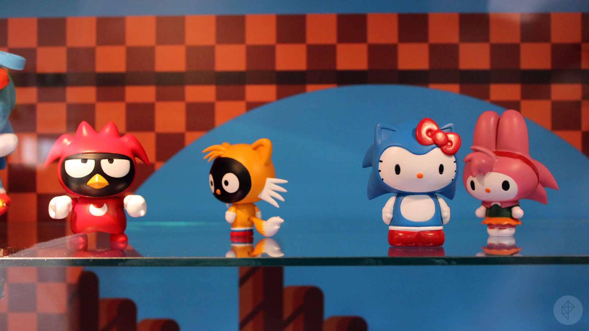 Sonic the Hedgehog Hello Kitty = adorable - Polygon A Wild Pokemon Appears