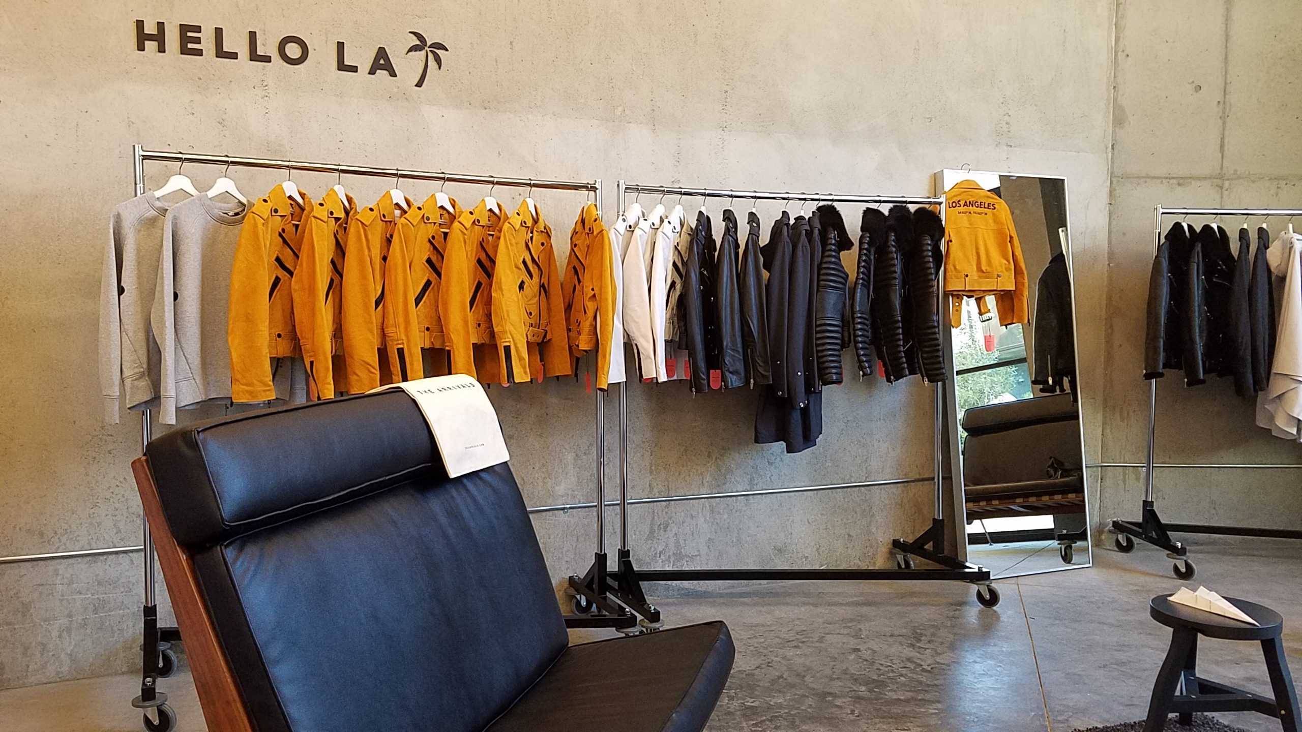 The Arrivals's Online-Only Outerwear Lands at Culver City's Platform