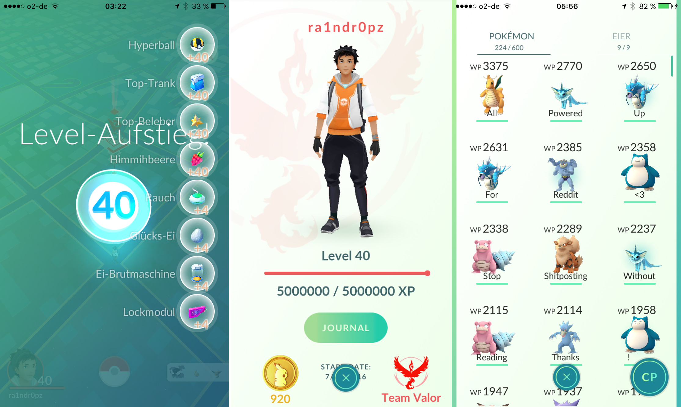 Pokémon Go Player Uses A Bot To Reach The Games Maximum Level - This pokmon go player is the first person to catch them all