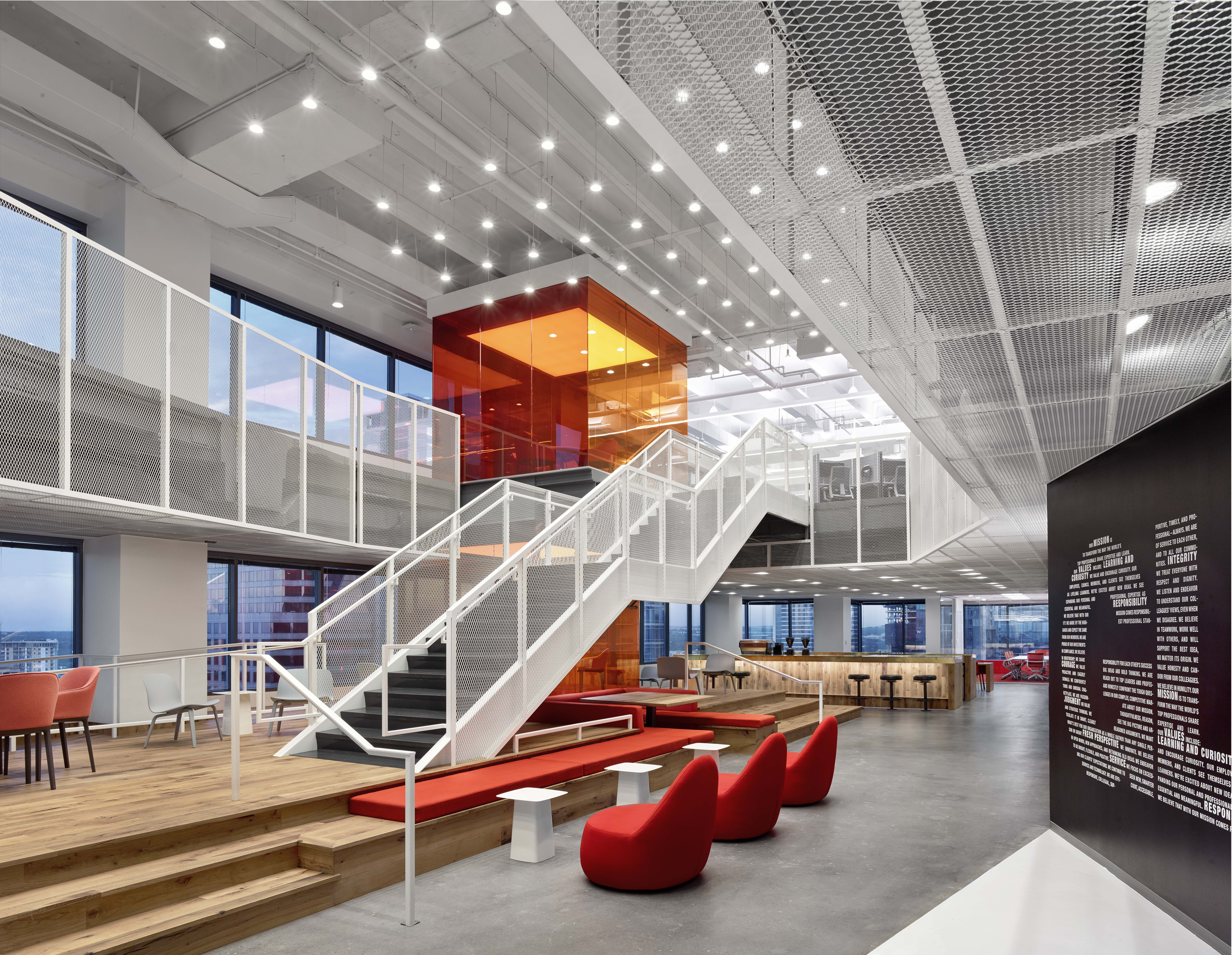 Googleplex architect designs new downtown austin office for Wilkerson builders