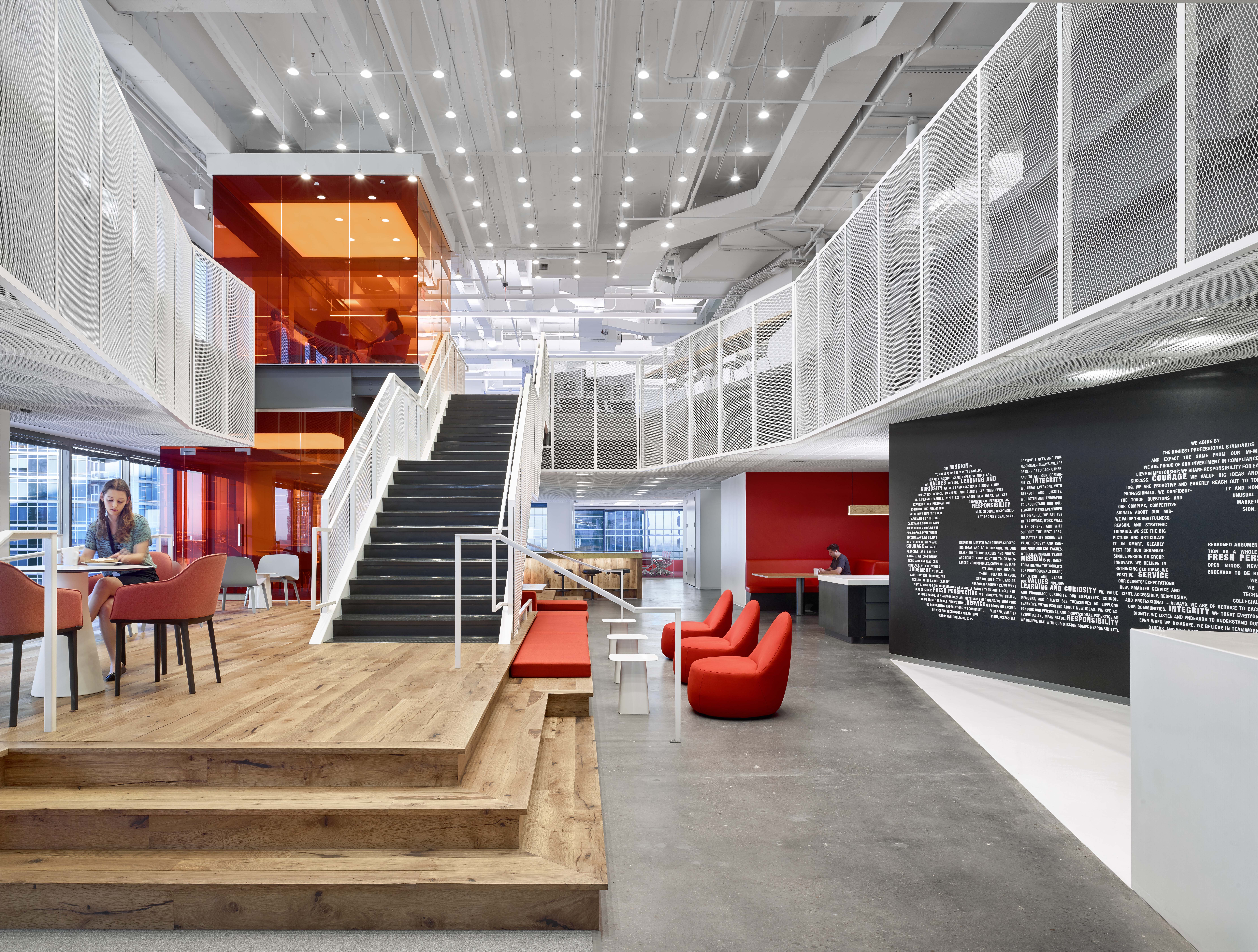 googleplex architect designs new downtown austin office space glg austin photo by casey dunn courtesy of glg gerson lehrman group inc