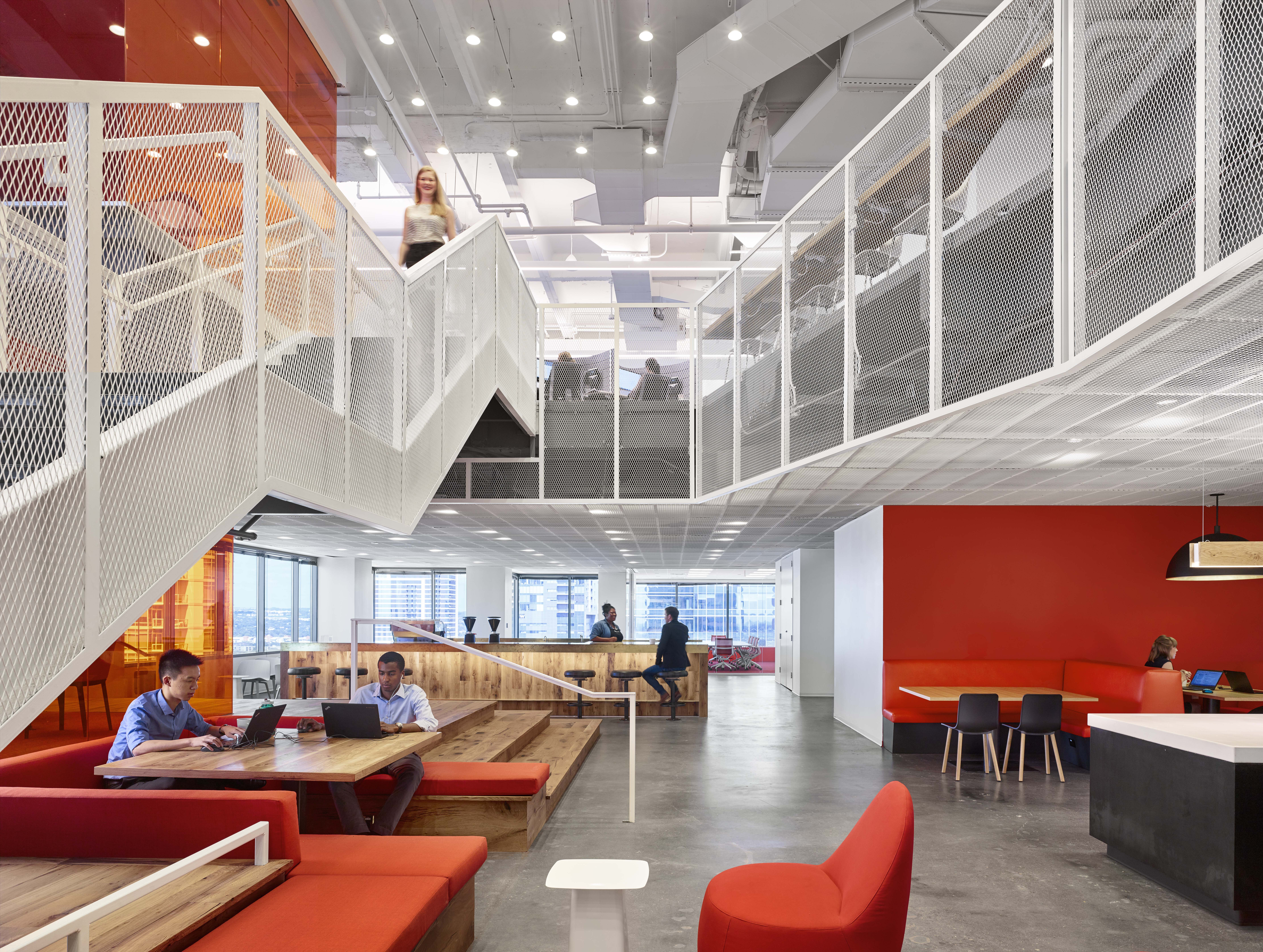 googleplex architect designs new downtown austin office space photo by casey dunn courtesy of glg gerson lehrman group inc