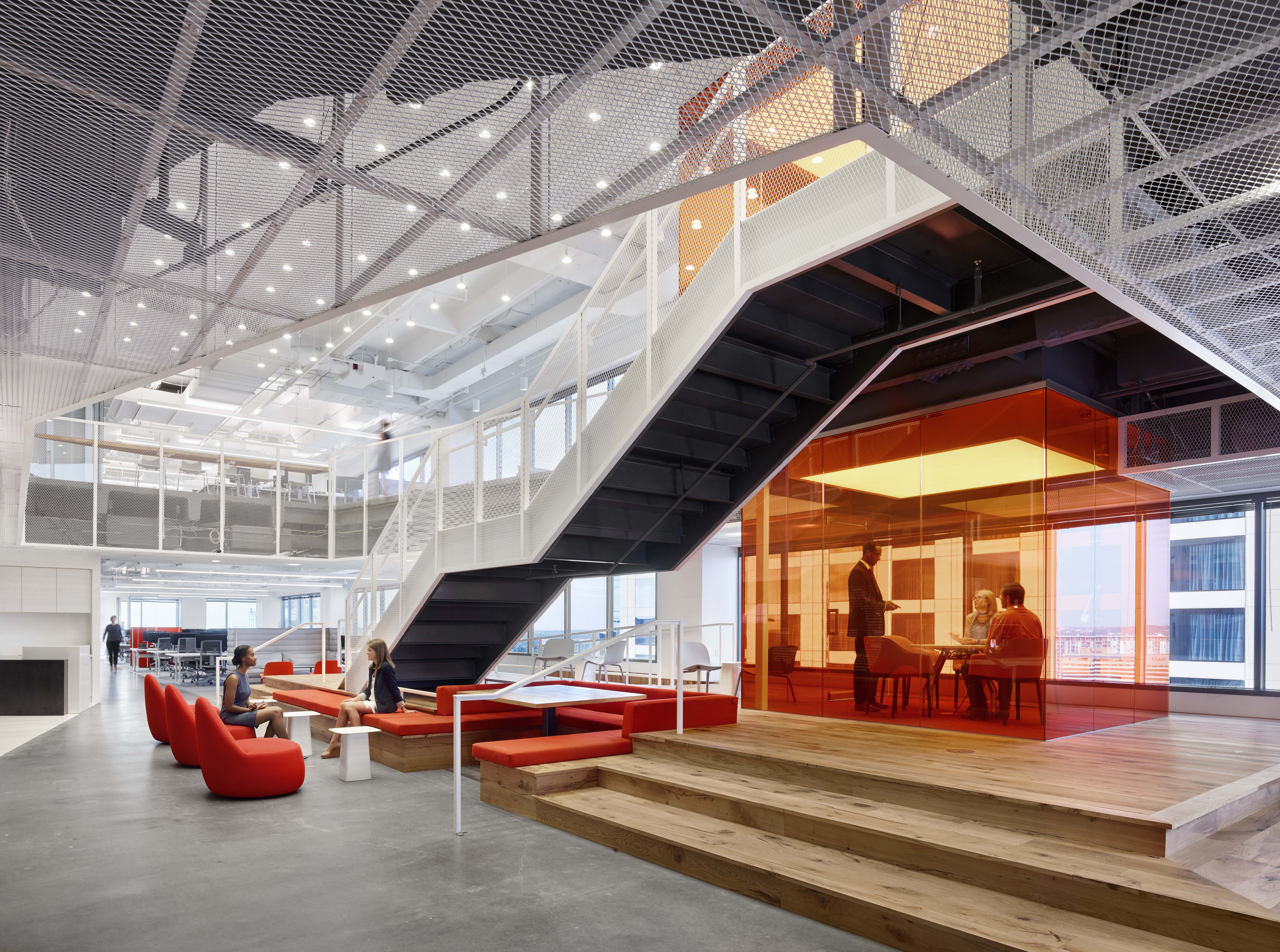 Googleplex Architect Designs New Downtown Austin Office Space