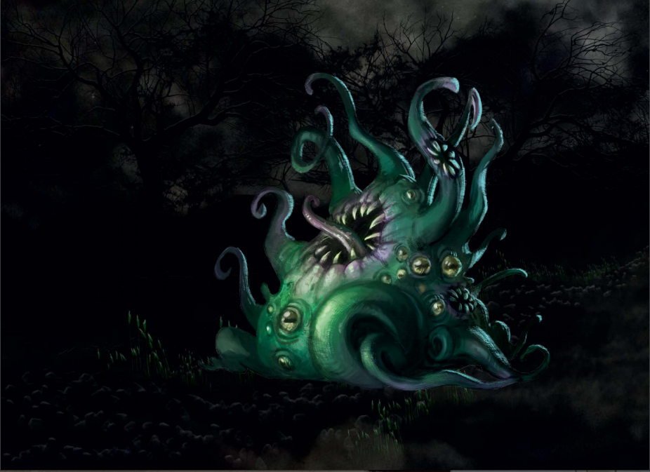C is for Cthulhu: terrorize your kids and teach the alphabet with these Lovecraftian nursery rhymes