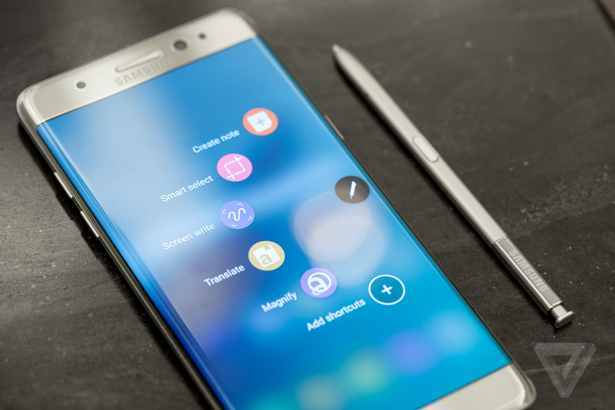 Color Tool Samsung Galaxy Note 7 Arrives August 19th With Curved