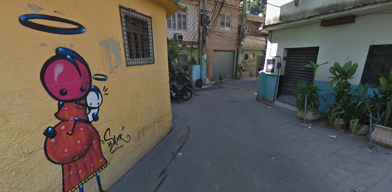 Watch how Google used backpack cameras to map Rio's favelas