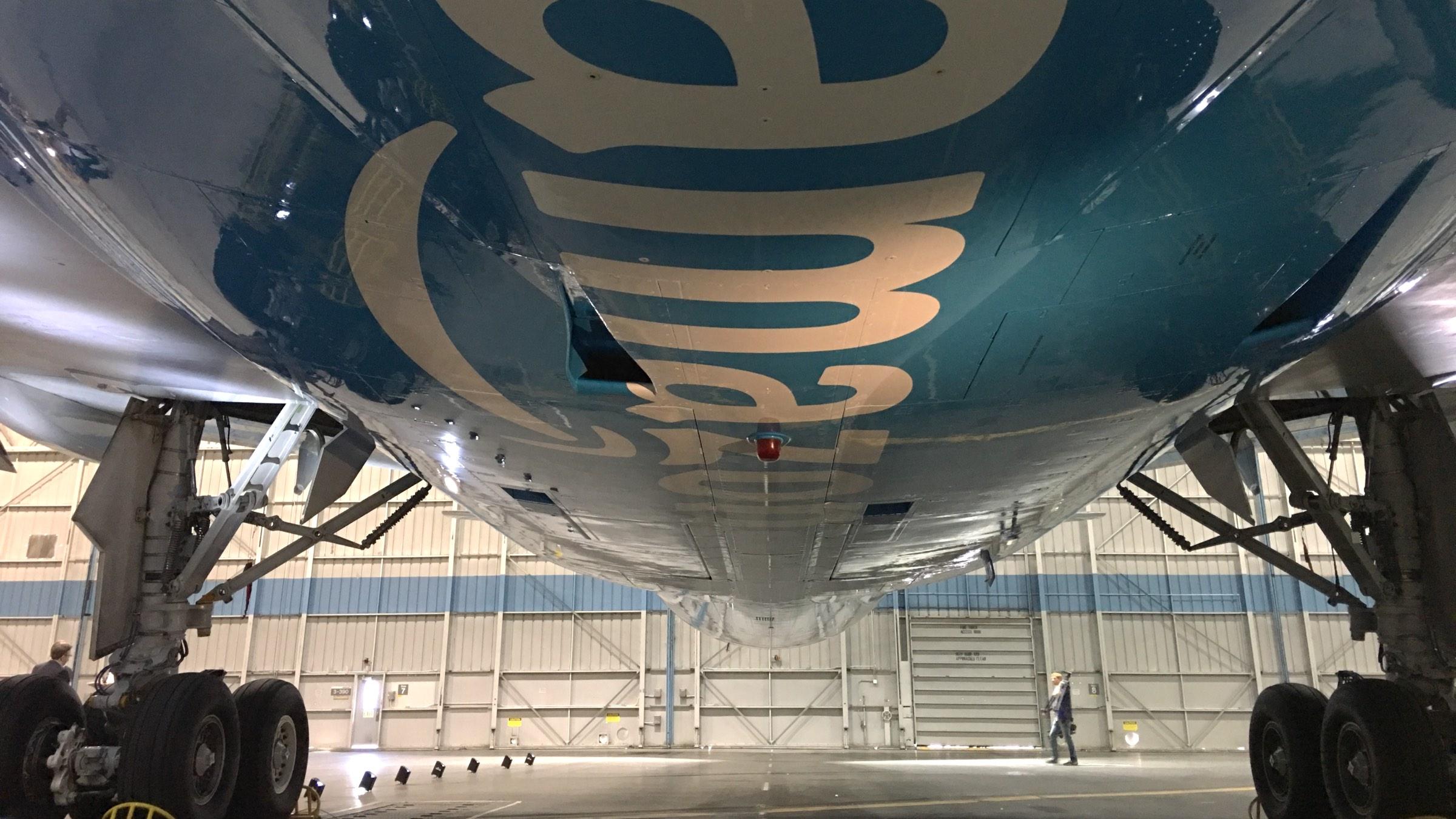 this is amazon u0027s first u0027prime air u0027 plane recode