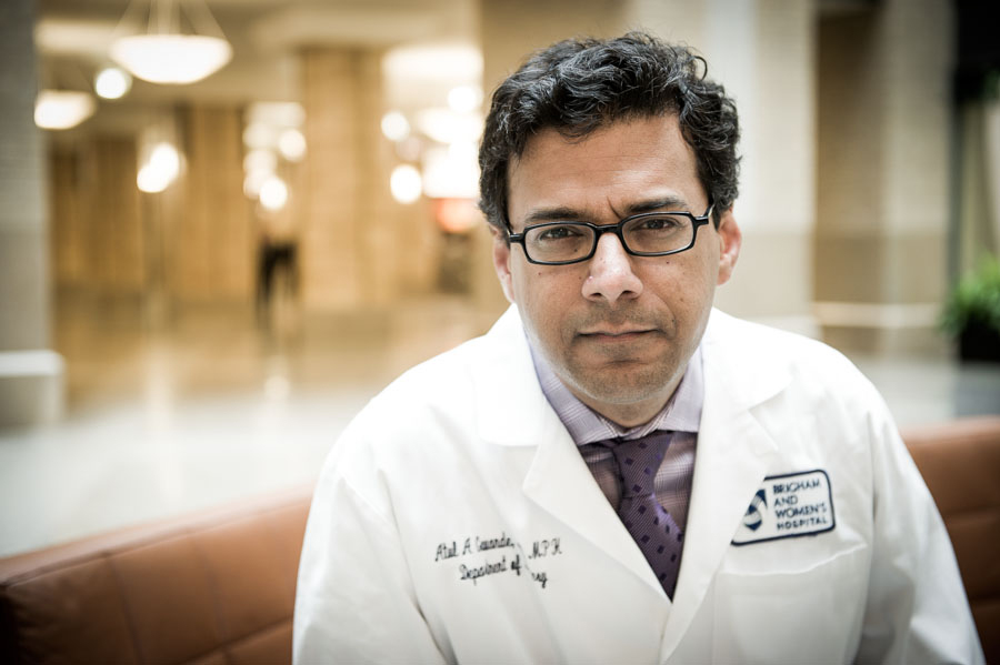 Atul Gawande: for the first time in human history, ineptitude is a bigger problem than ignorance ...