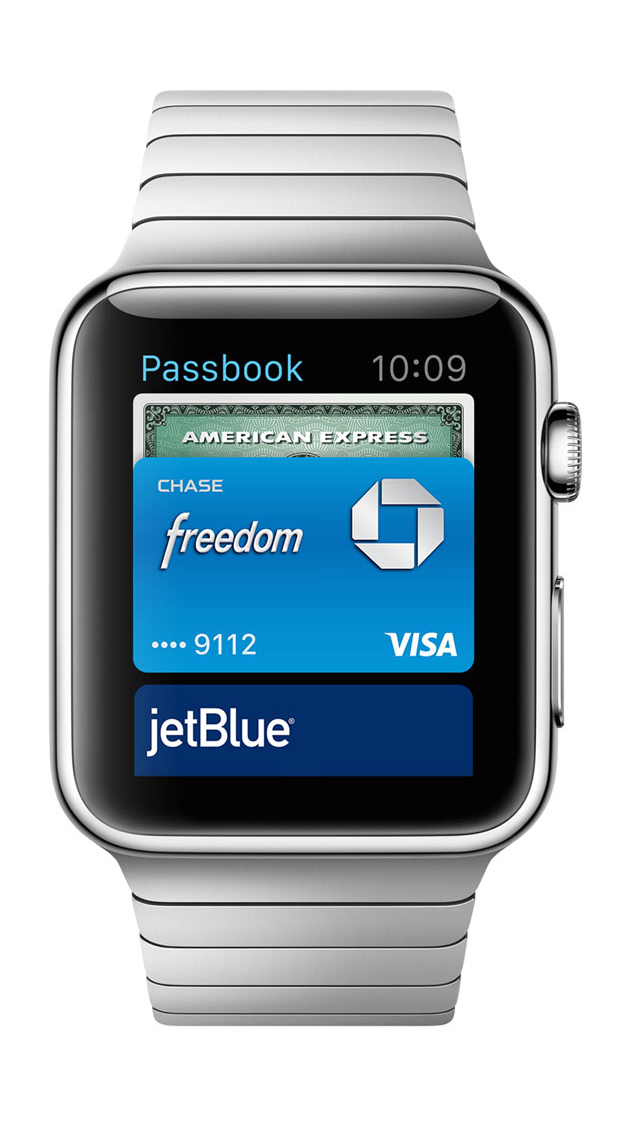 Apple Watch works with Apple Pay to replace your credit ...