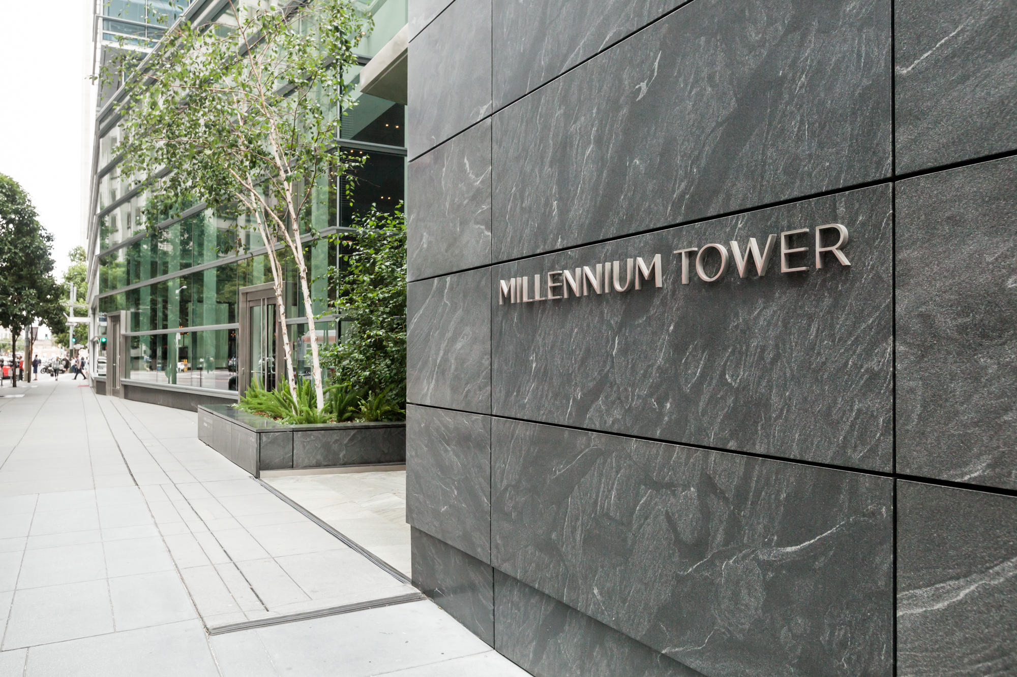 Millennium Tower Is Tilting Sinking More Than Expected