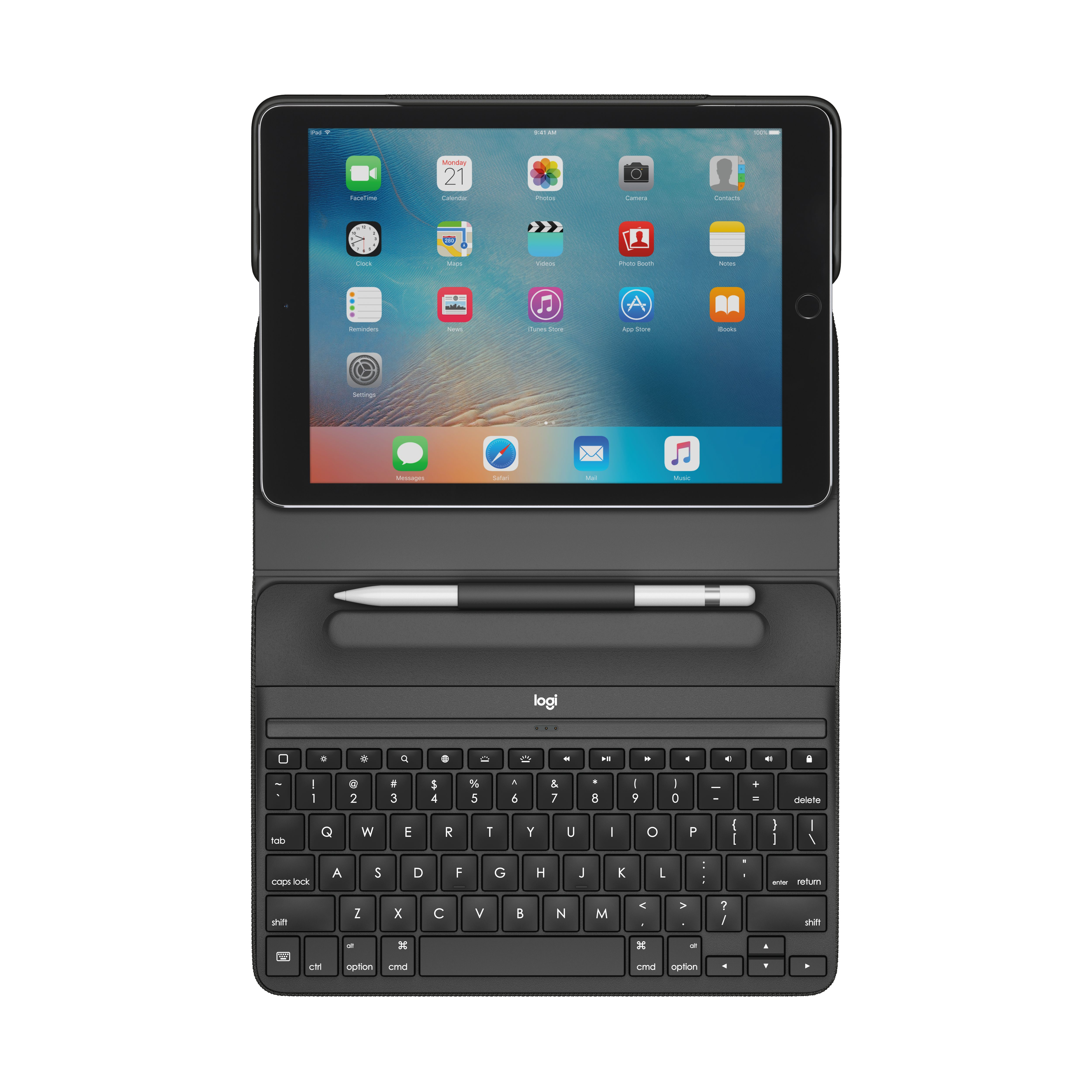 Logi CREATE Keyboard for iPad Pro (hands on): Laptop quality | ZDNet
