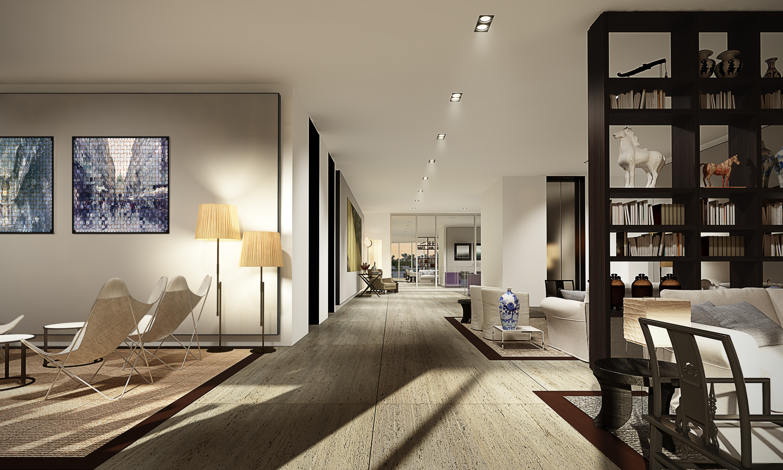 Ritz-Carlton Residences, Miami Beach unveils renderings of lobby ...