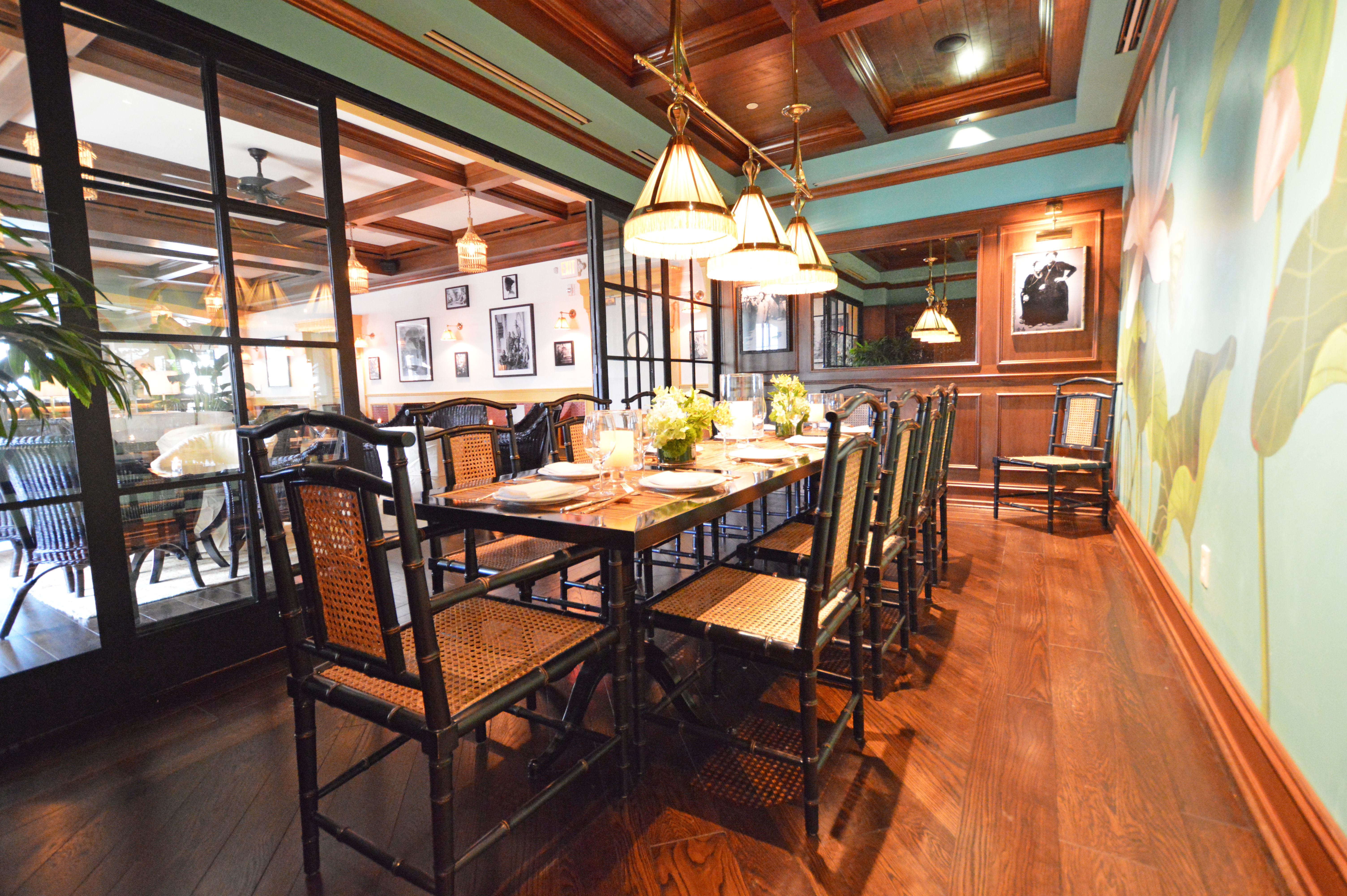 Step Inside Le Colonial River Oaks Hot New French