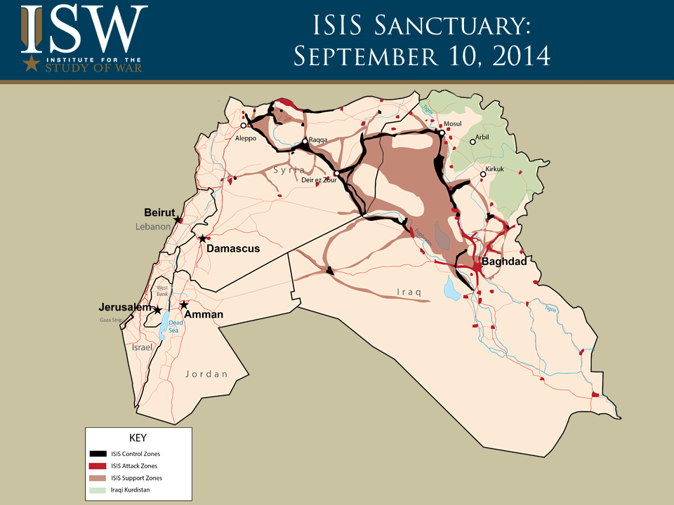 ISIS Islamic State Or ISIL What To Call The Group The US Is - Map of countries us is bombing