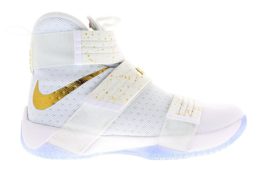 lebron shoes soldier 10 yellow. cavs kicks: nike lebron soldier 10 \u201cgold swoosh\u201d lebron shoes yellow p
