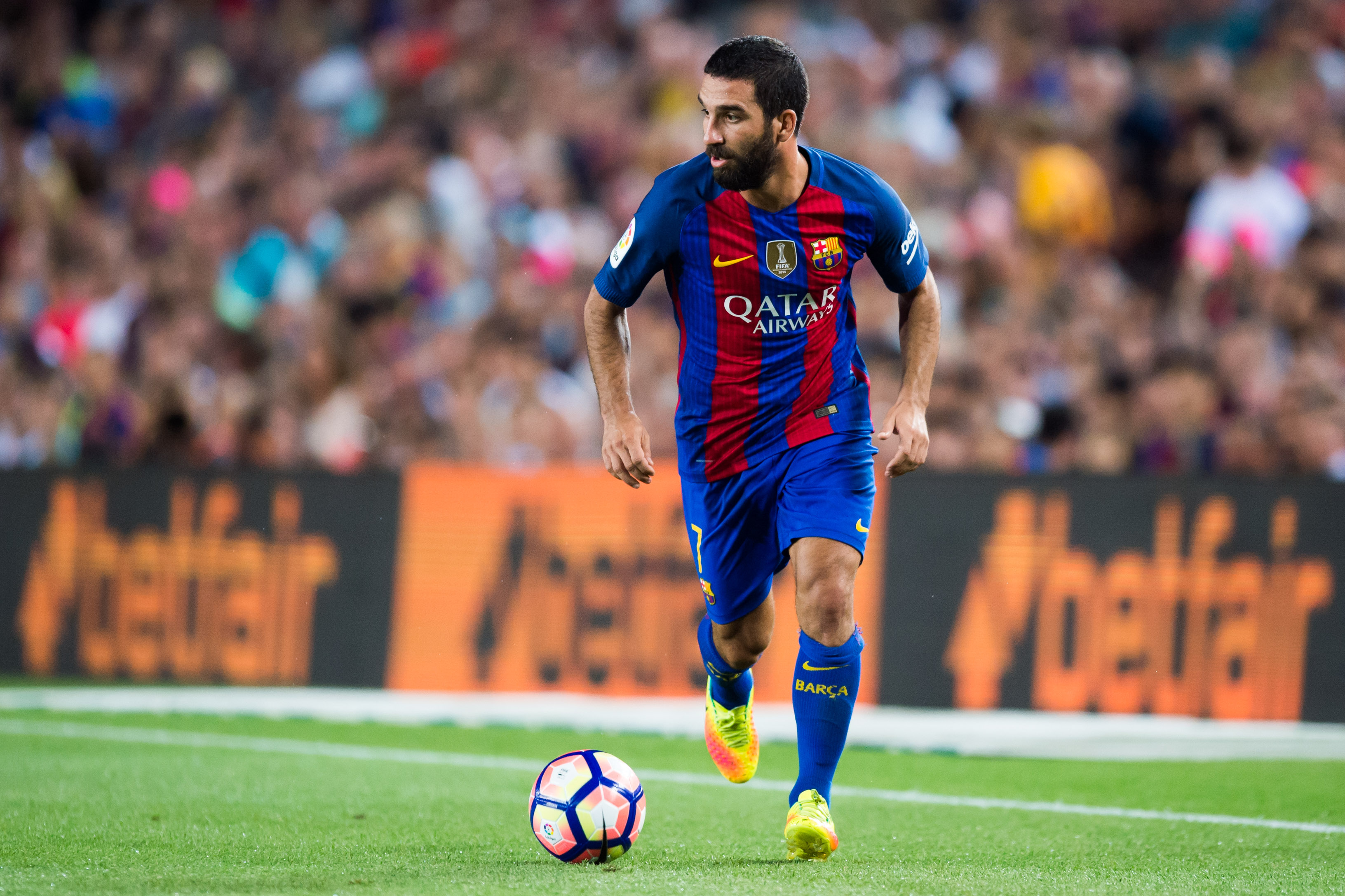 ce all but gone Arda Turan proves his worth Barca Blaugranes