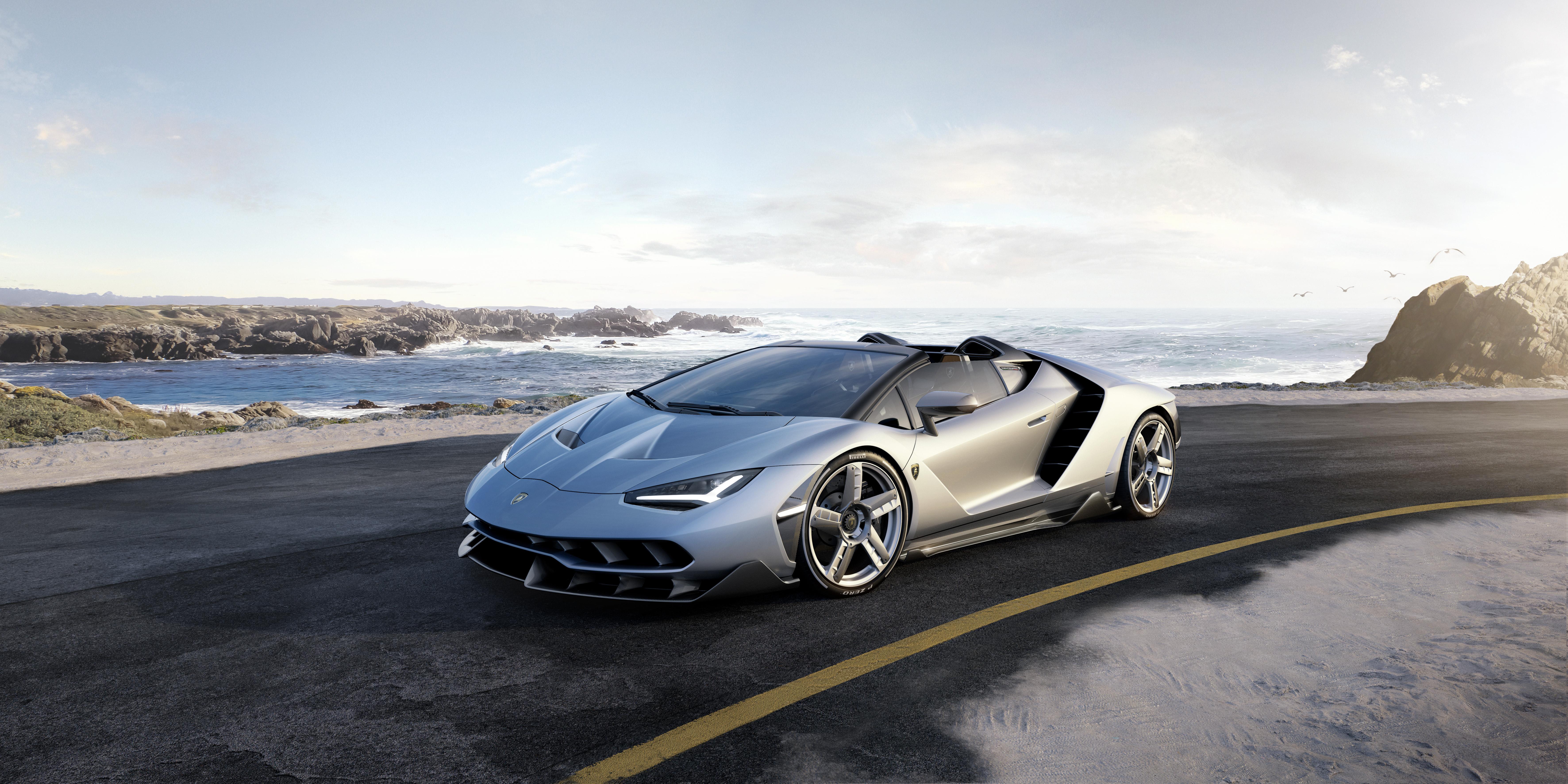 Lamborghini Centenario Roadster Gallery The Verge