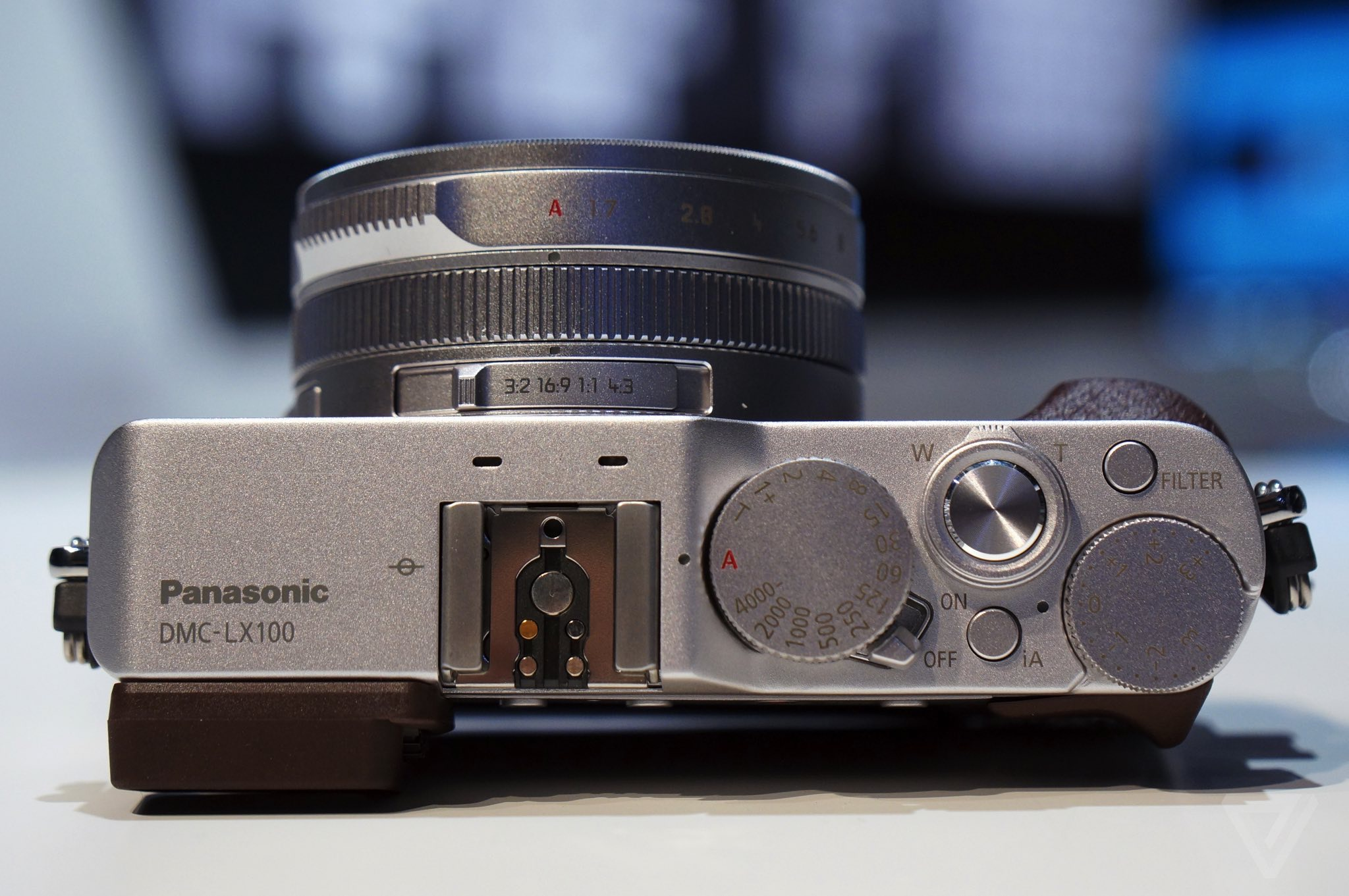 Panasonic's LX100 camera isn't quite as lovely as it looks - The Verge