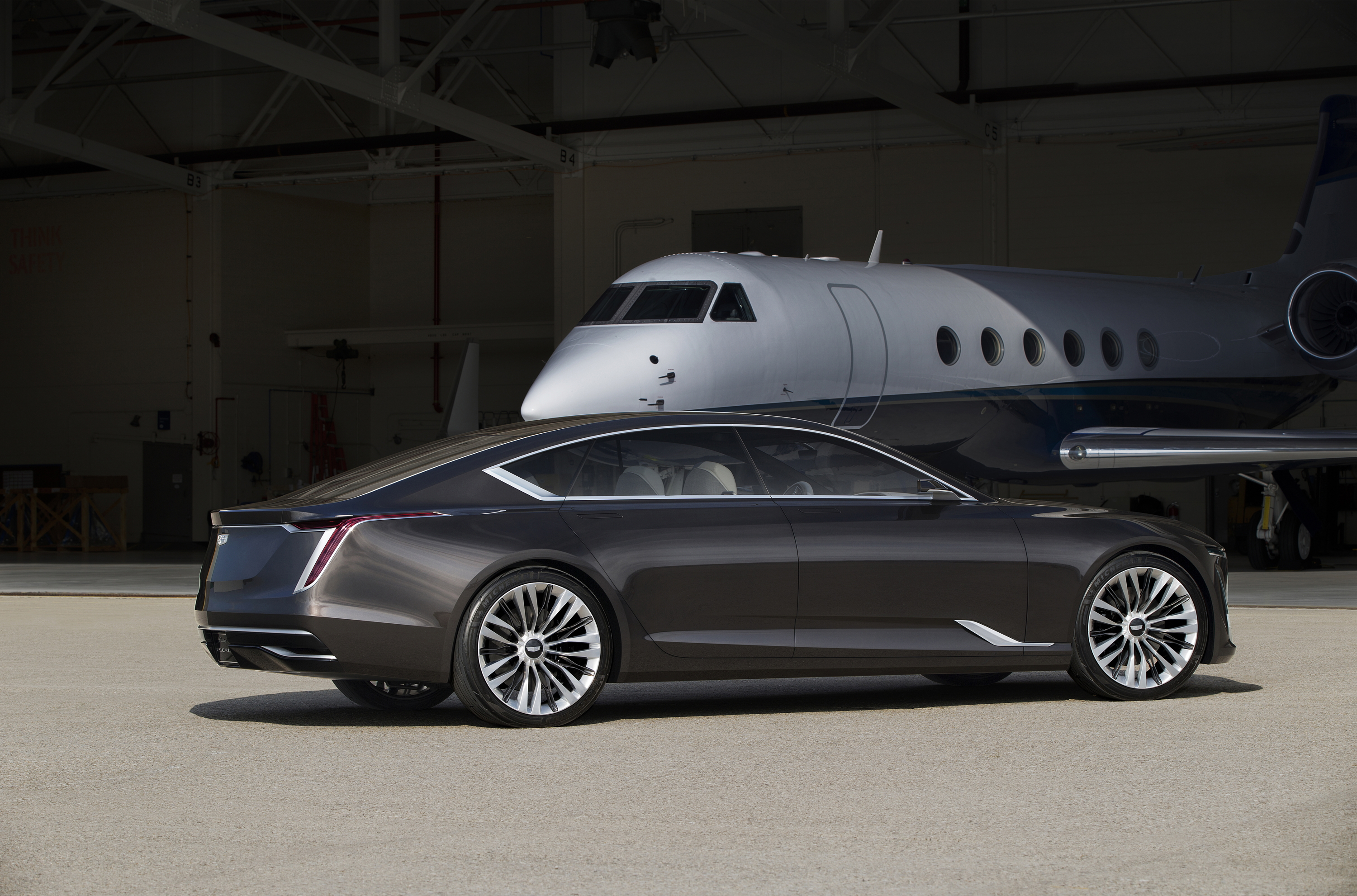 Cadillac S Fantastic Escala Concept Is More New York Than Detroit