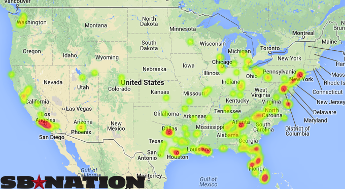Cfb Recruits Map 1