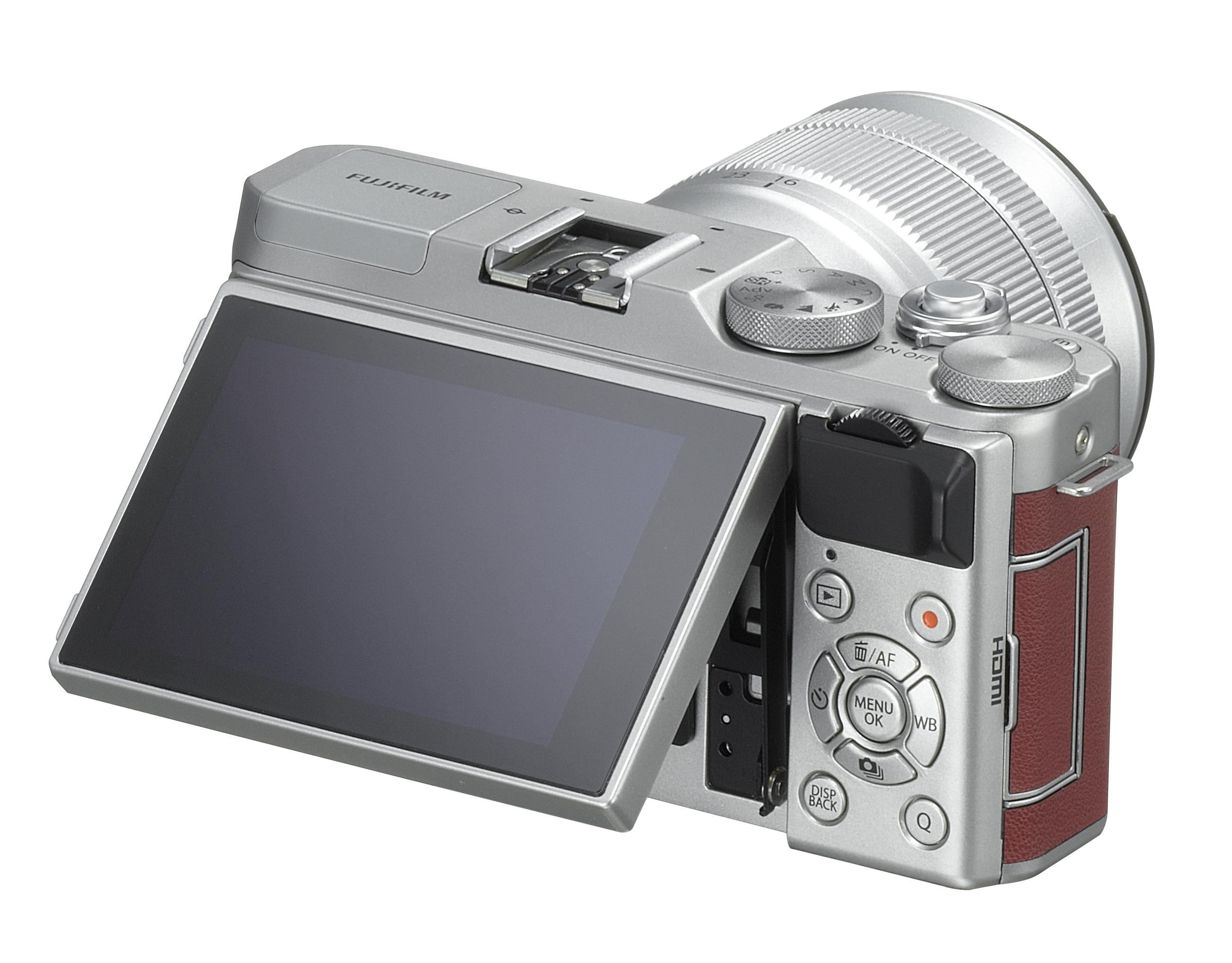 Fujifilms New X A3 Is A Selfie Powerhouse