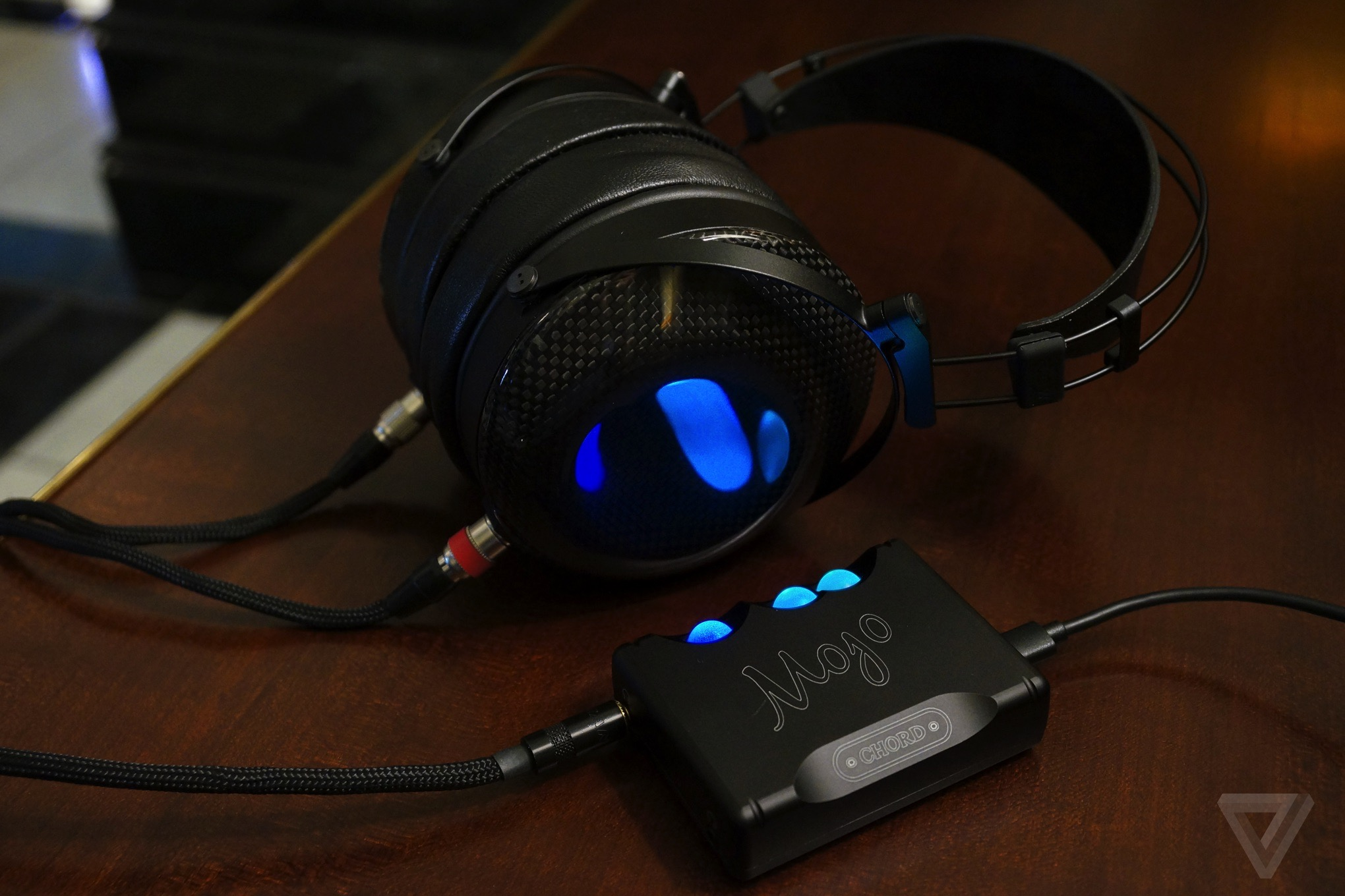 The Chord Mojo turns good headphones into great ones - The Verge