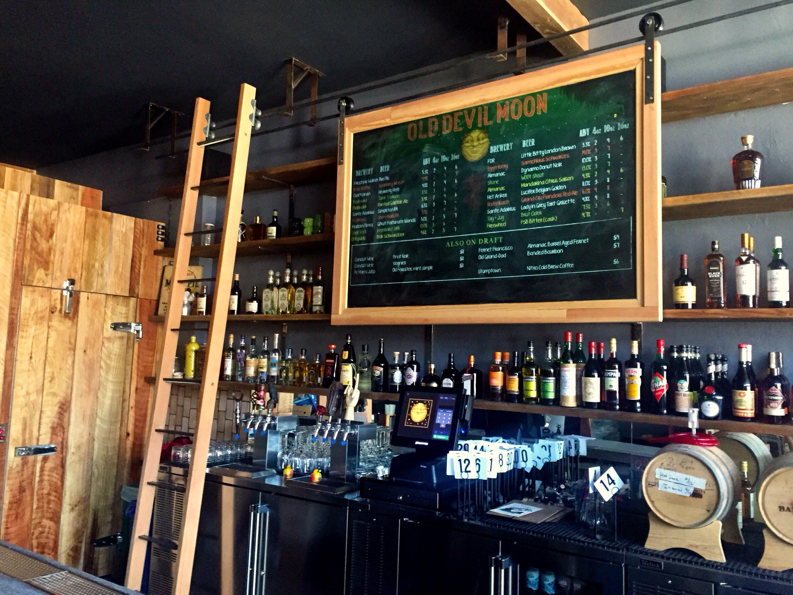 Howl at Old Devil Moon, San Francisco\'s Newest Beer Bar - Eater SF
