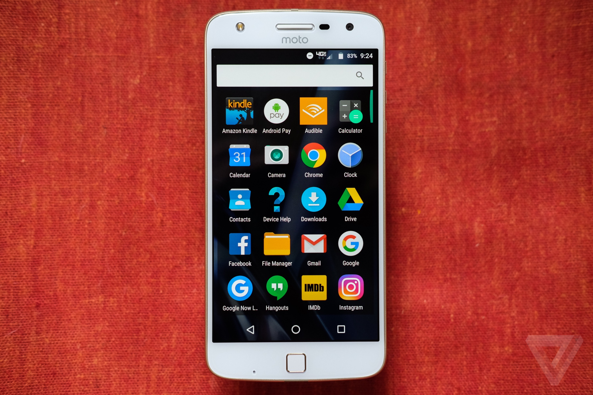 The $400 Moto Z Play could be Android's new battery champion - The ...
